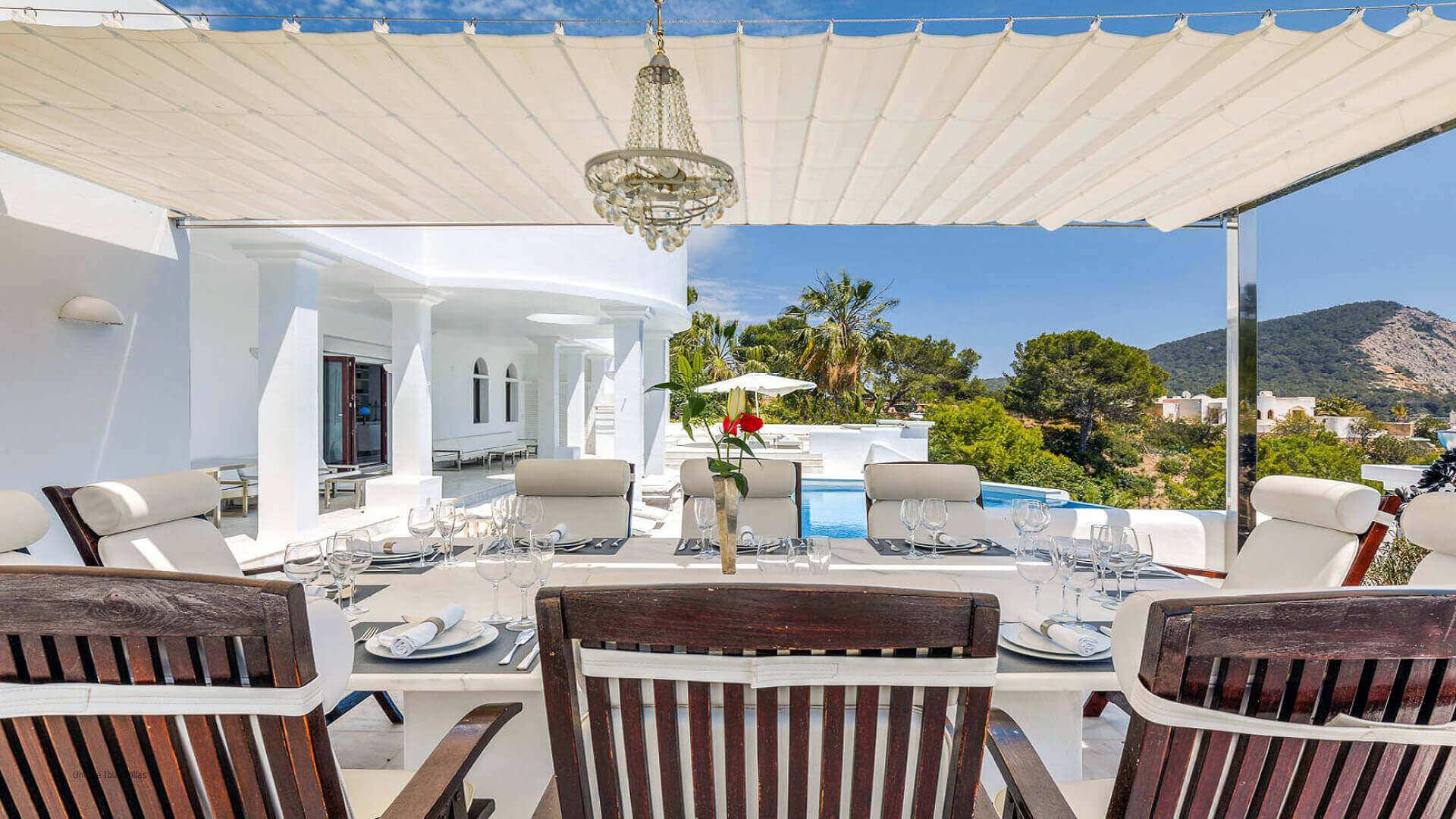 Villa Rica Ibiza 11 Cala Jondal
