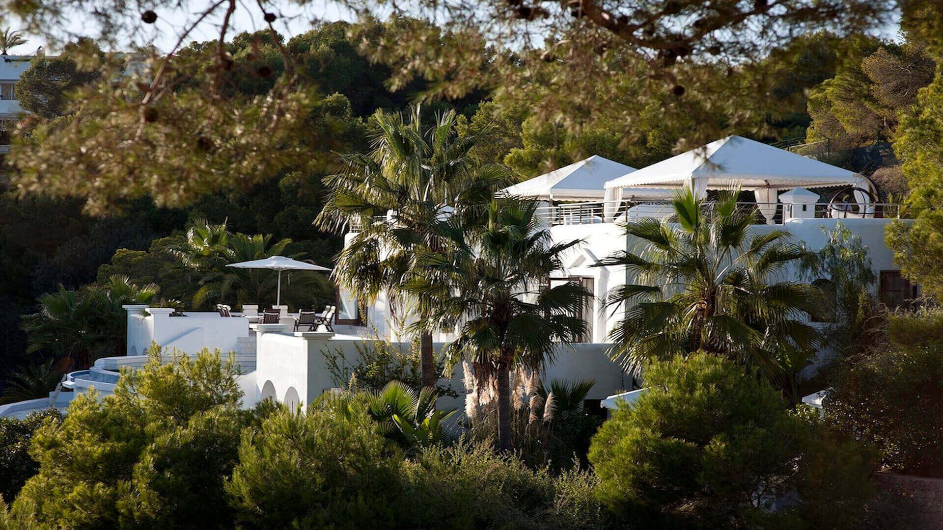 Villa Rica Ibiza 14 Cala Jondal