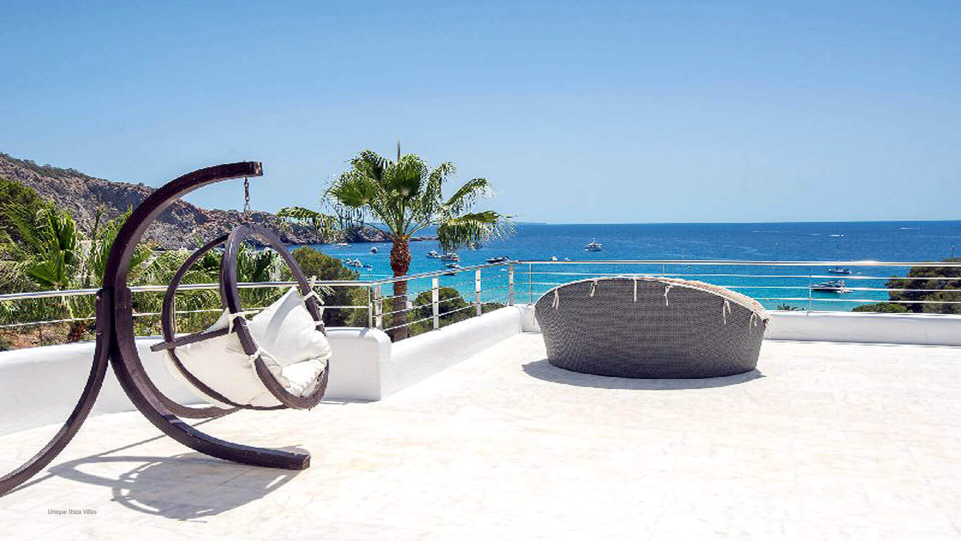 Villa Rica Ibiza 15 Cala Jondal