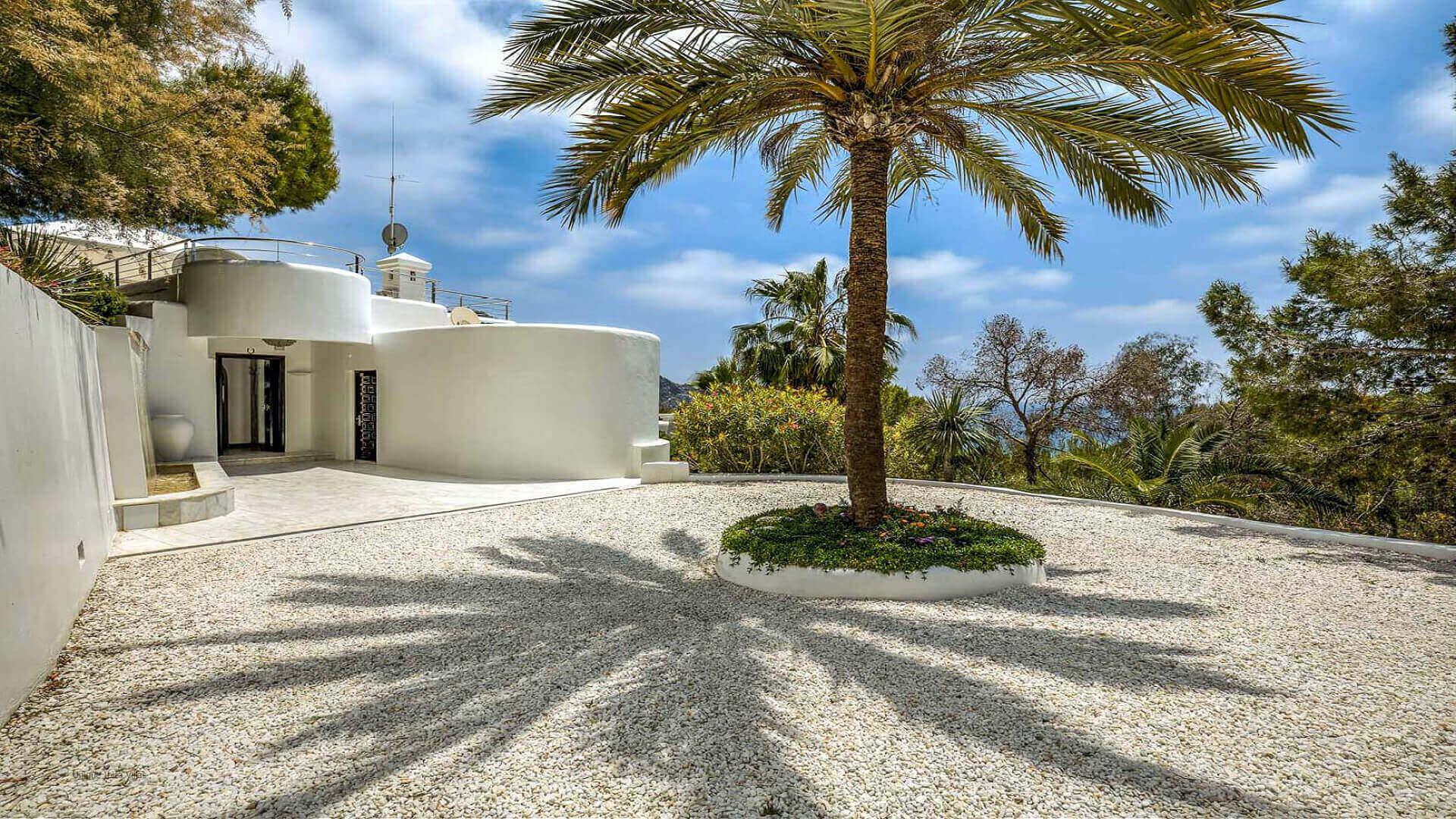Villa Rica Ibiza 17 Cala Jondal