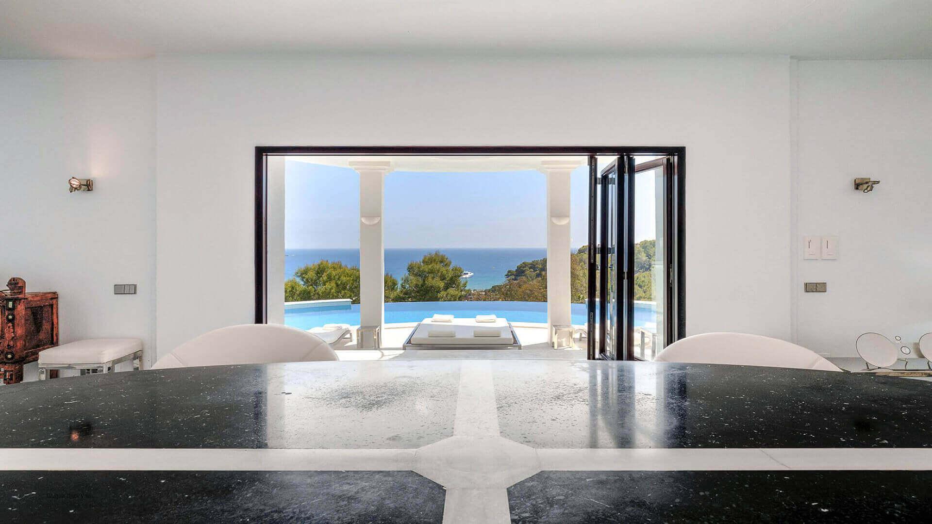 Villa Rica Ibiza 28 Cala Jondal