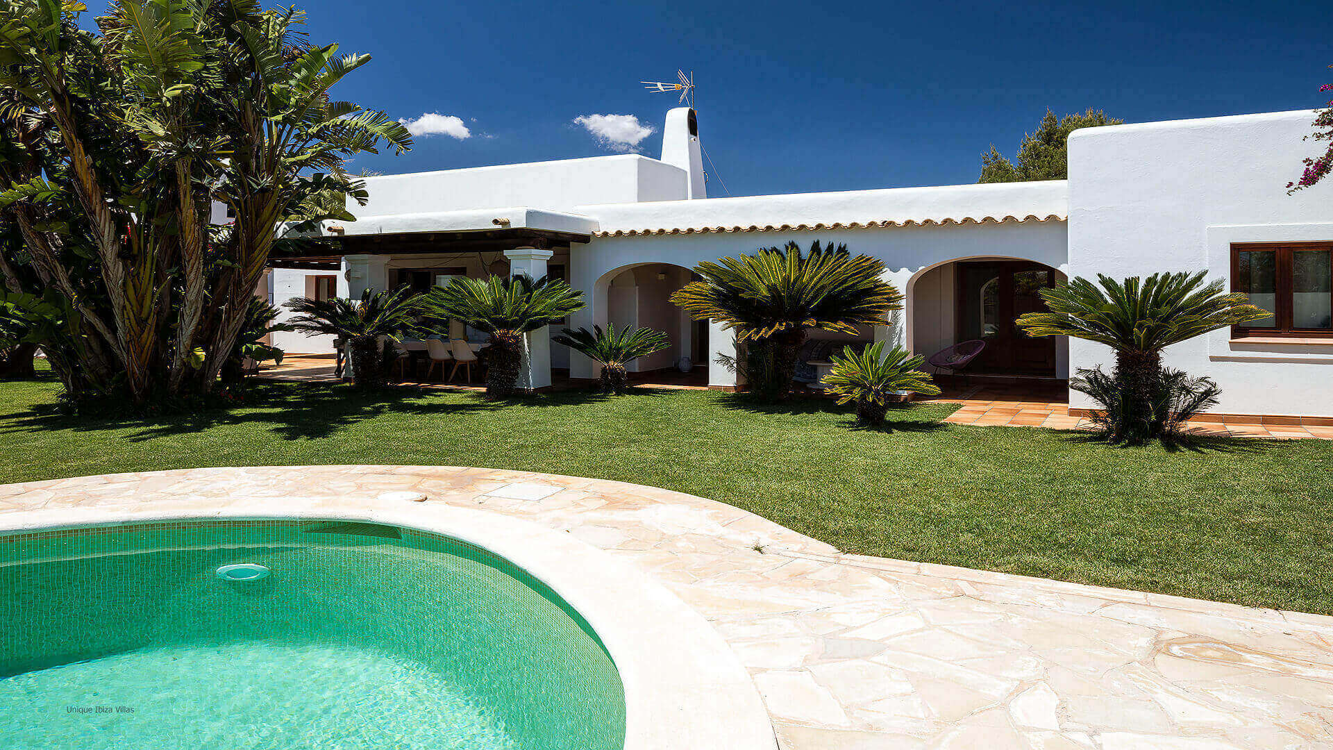 Villa Lisa Ibiza 10 Jesus Near Ibiza Town