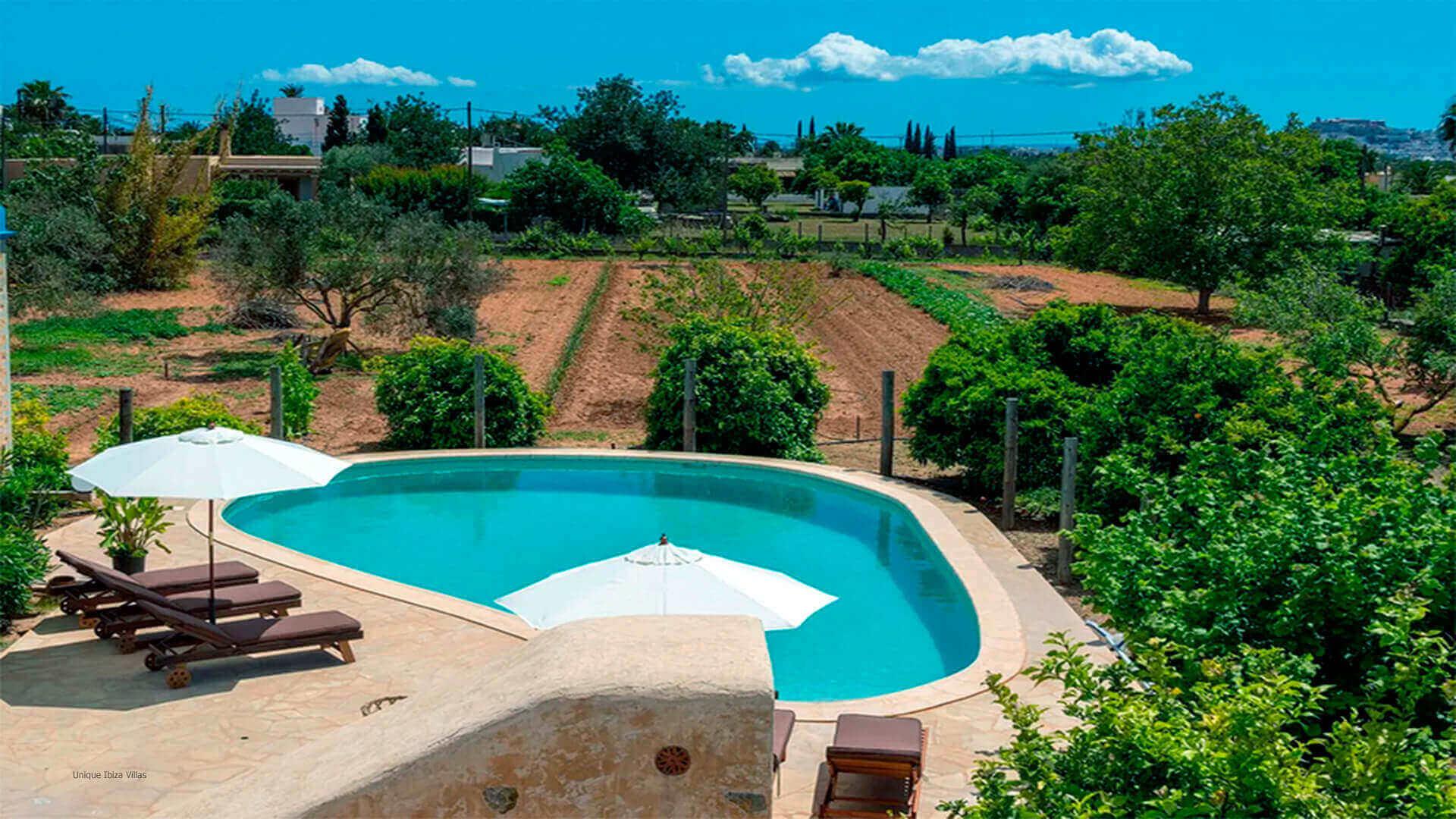 Villa Mussett Ibiza 2 Near Jesus Ibiza Town