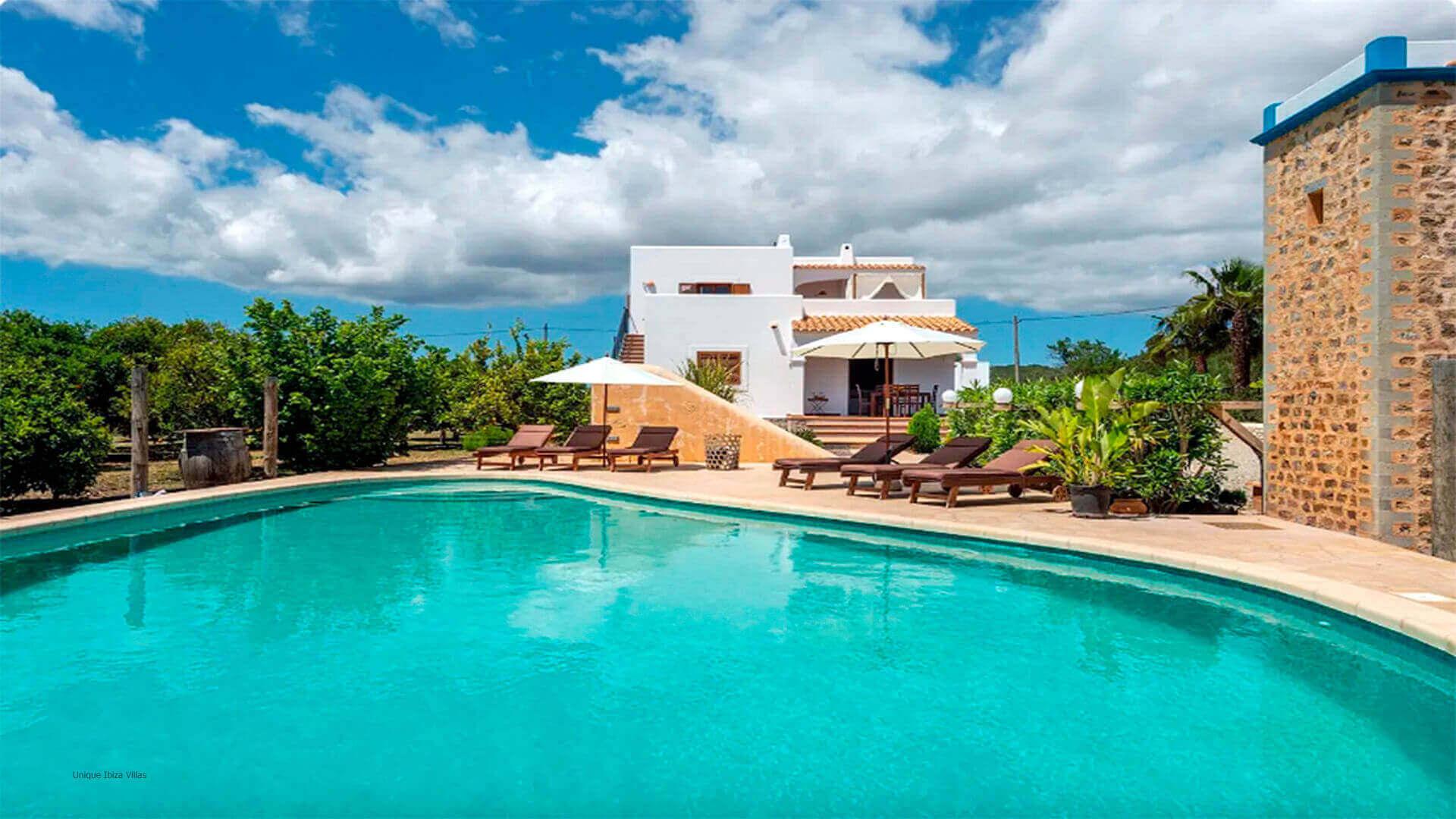 Villa Mussett Ibiza 3 Near Jesus Ibiza Town