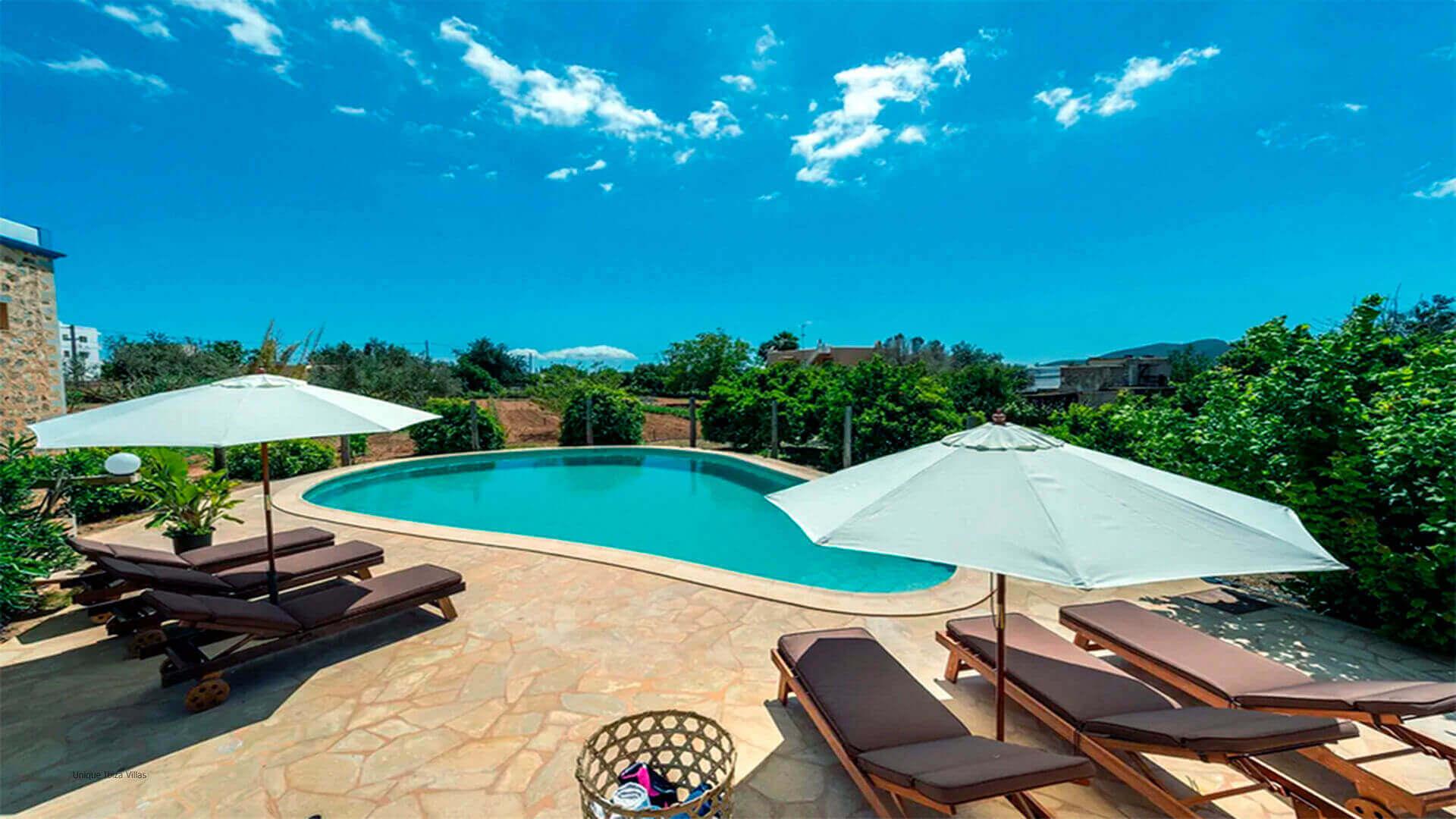 Villa Mussett Ibiza 5 Near Jesus Ibiza Town