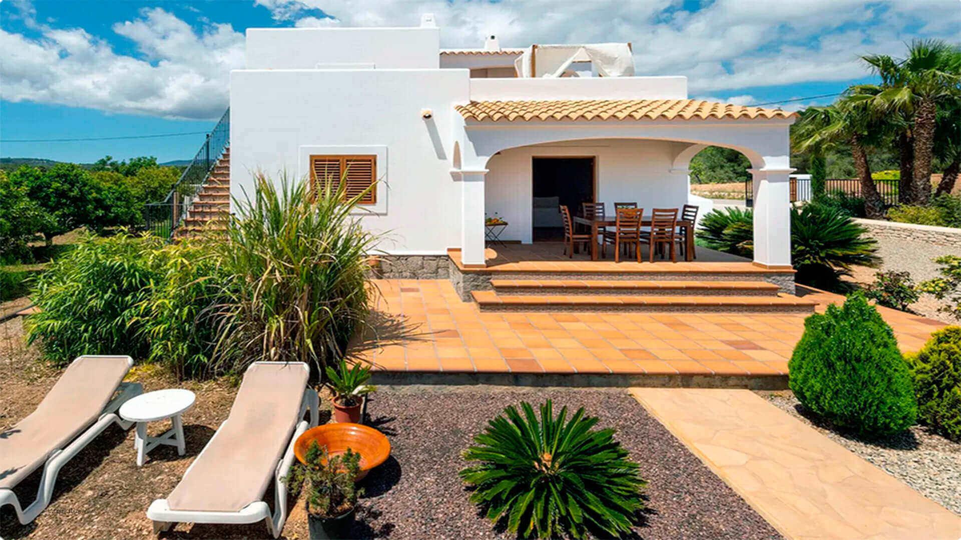 Villa Mussett Ibiza 6 Near Jesus Ibiza Town