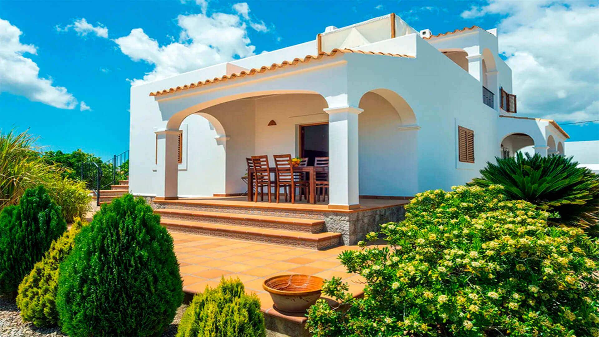 Villa Mussett Ibiza 7 Near Jesus Ibiza Town