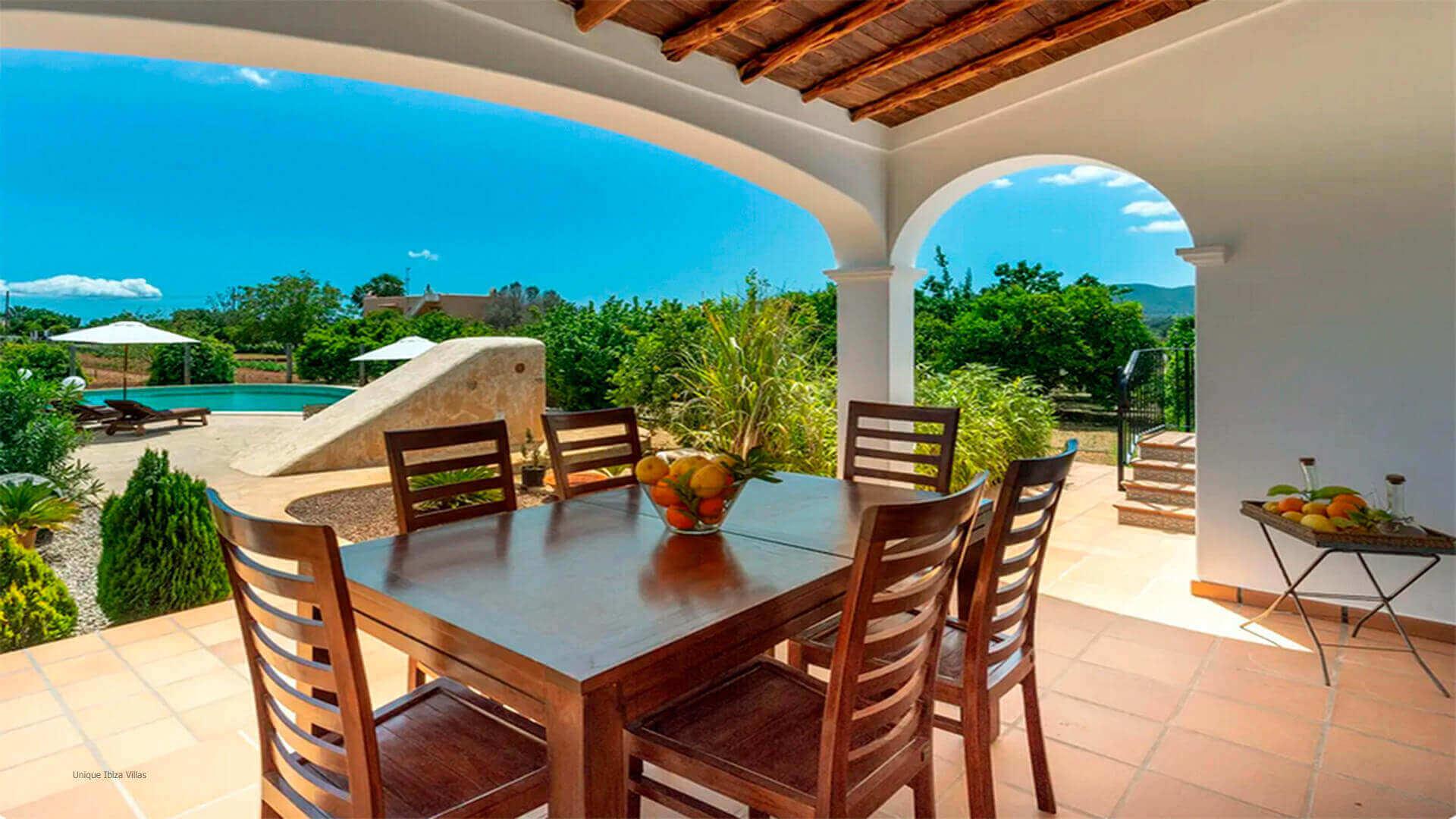 Villa Mussett Ibiza 8 Near Jesus Ibiza Town