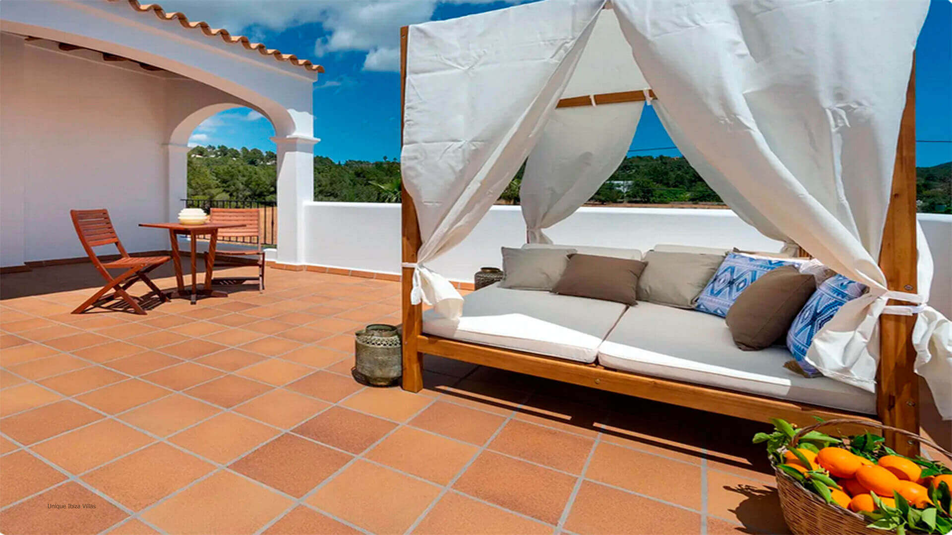 Villa Mussett Ibiza 36 First Floor Terrace
