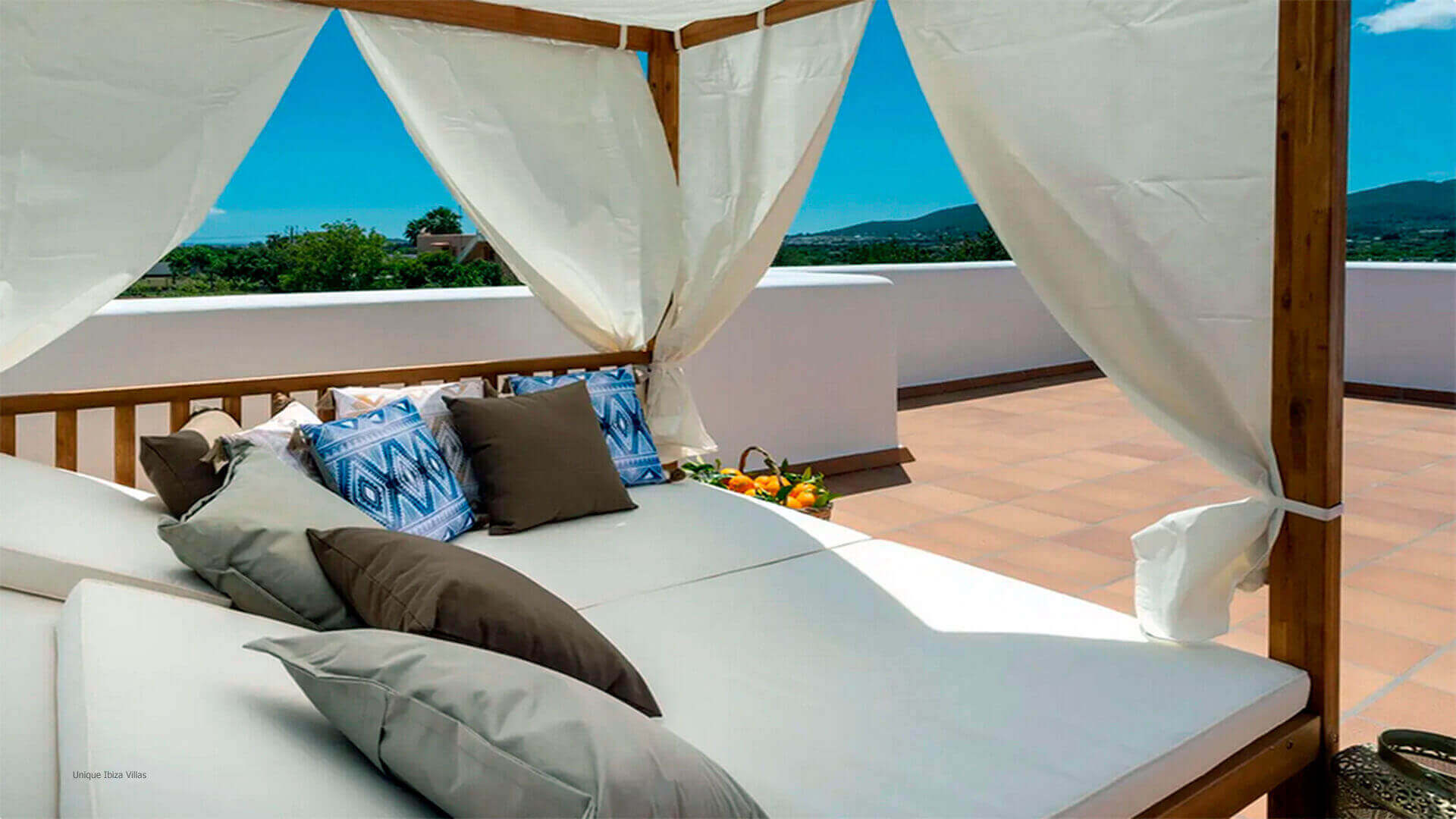 Villa Mussett Ibiza 37 First Floor Terrace