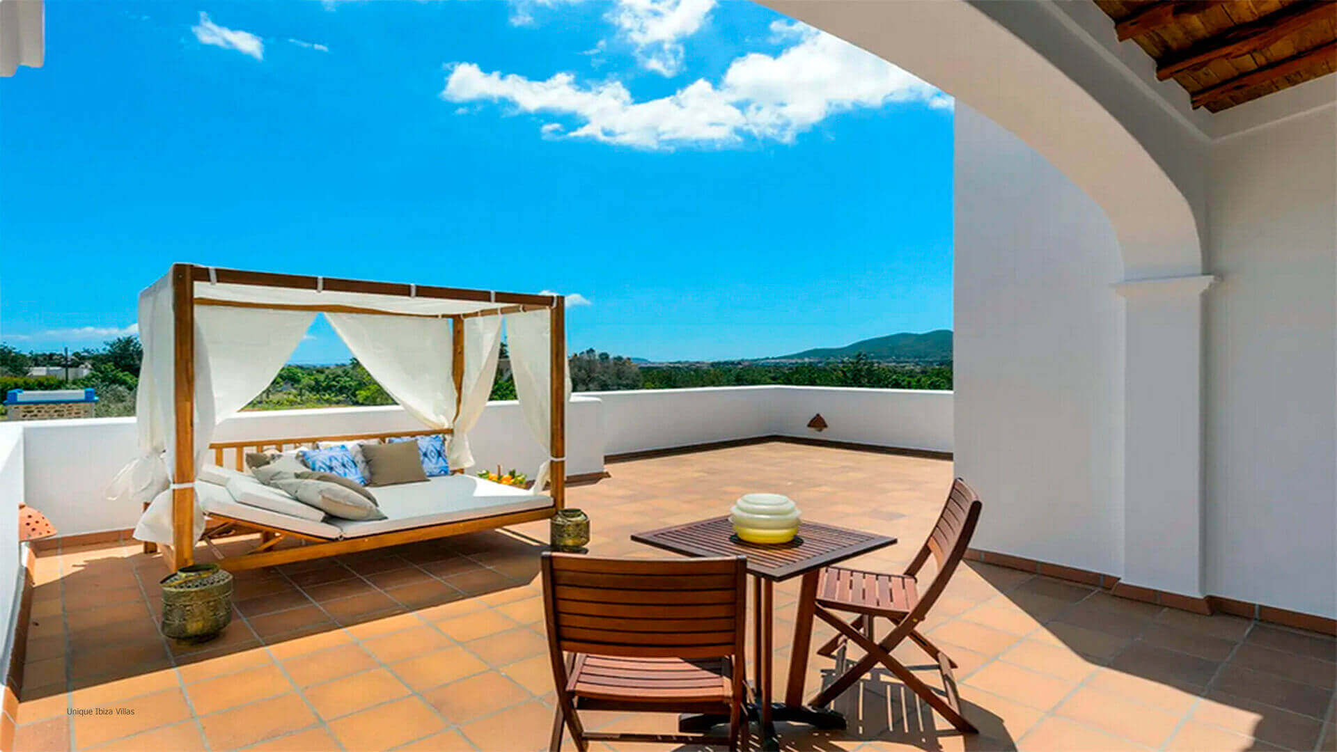 Villa Mussett Ibiza 39 First Floor Terrace