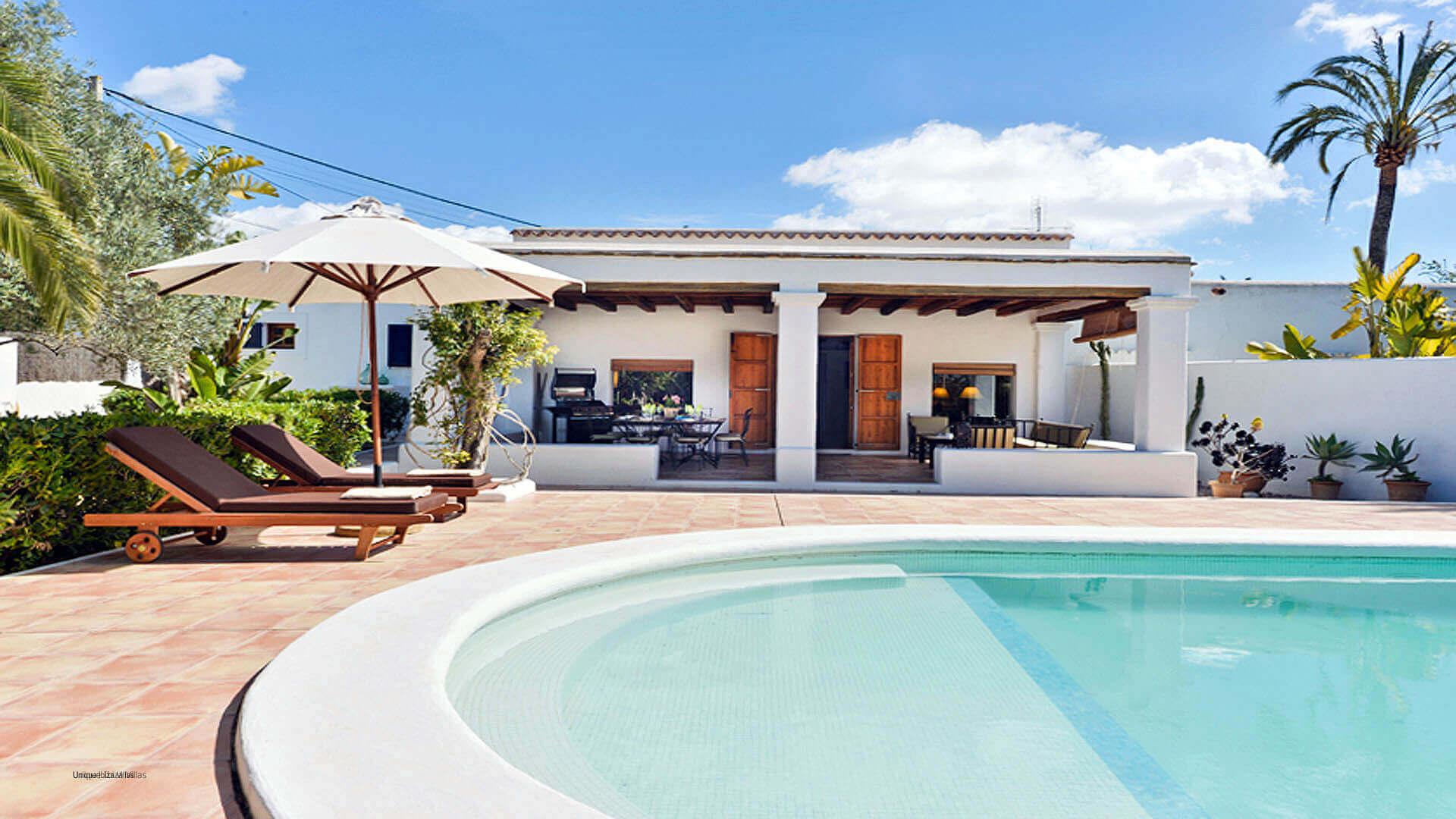 Villa Jaume Dalt Ibiza 1 Playa Den Bossa