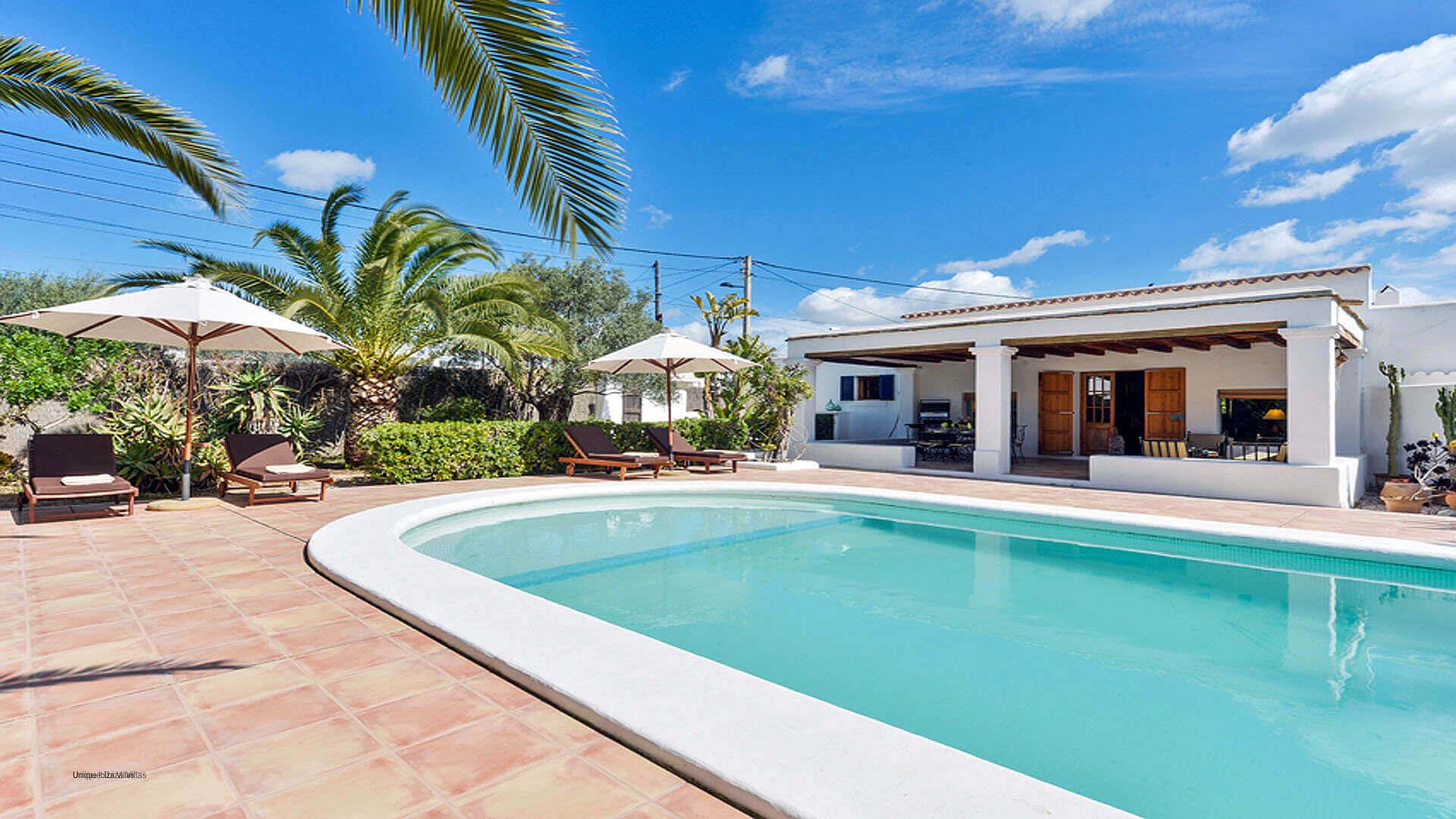 Villa Jaume Dalt Ibiza 2 Playa Den Bossa
