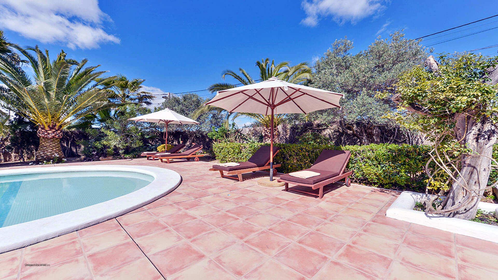 Villa Jaume Dalt Ibiza 4 Playa Den Bossa