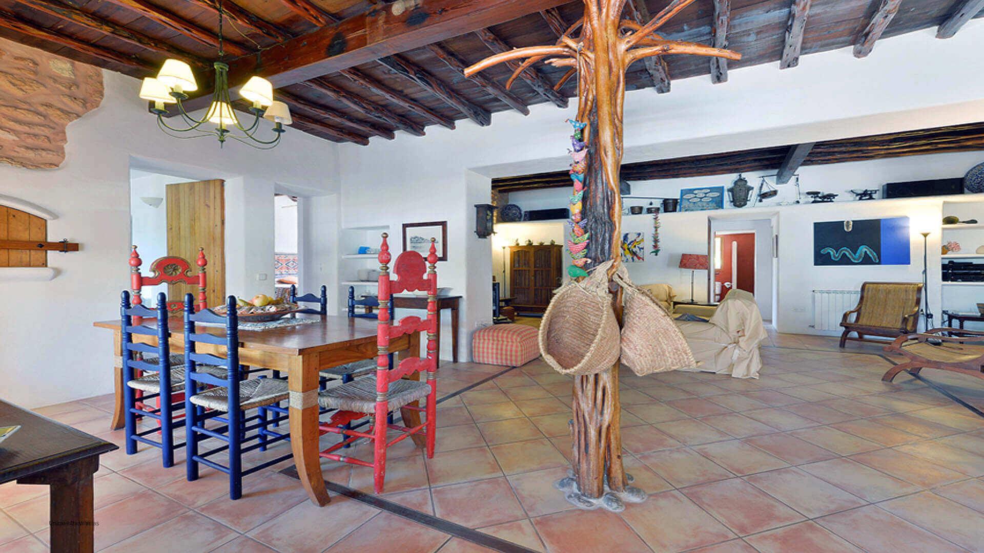 Villa Jaume Dalt Ibiza 6 Playa Den Bossa