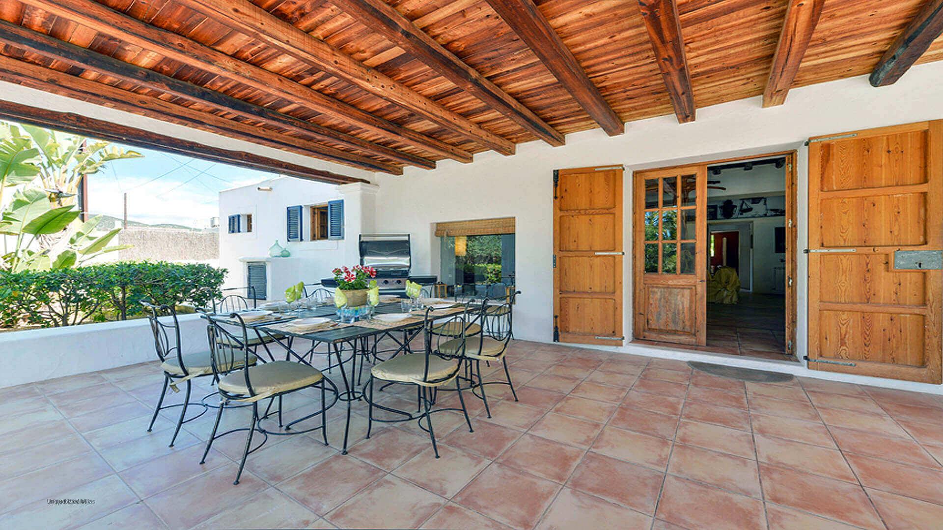 Villa Jaume Dalt Ibiza 9 Playa Den Bossa