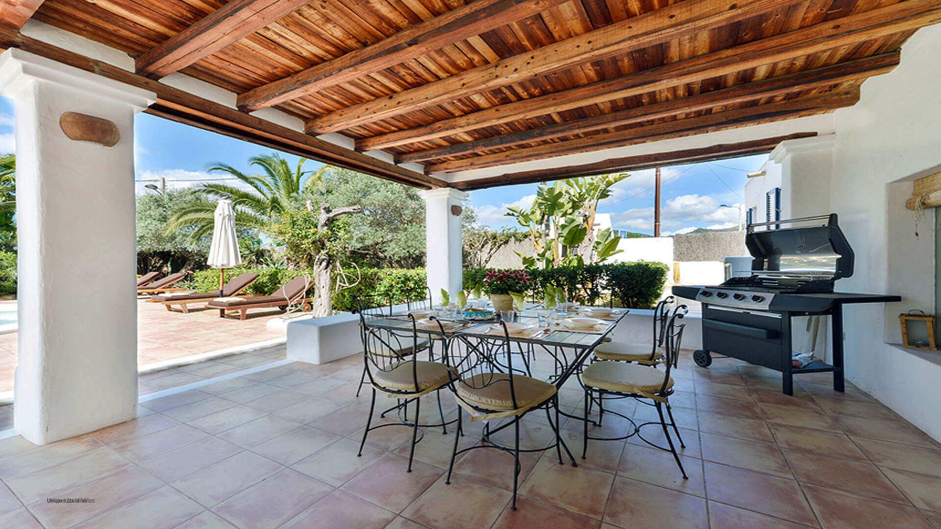 Villa Jaume Dalt Ibiza 10 Playa Den Bossa