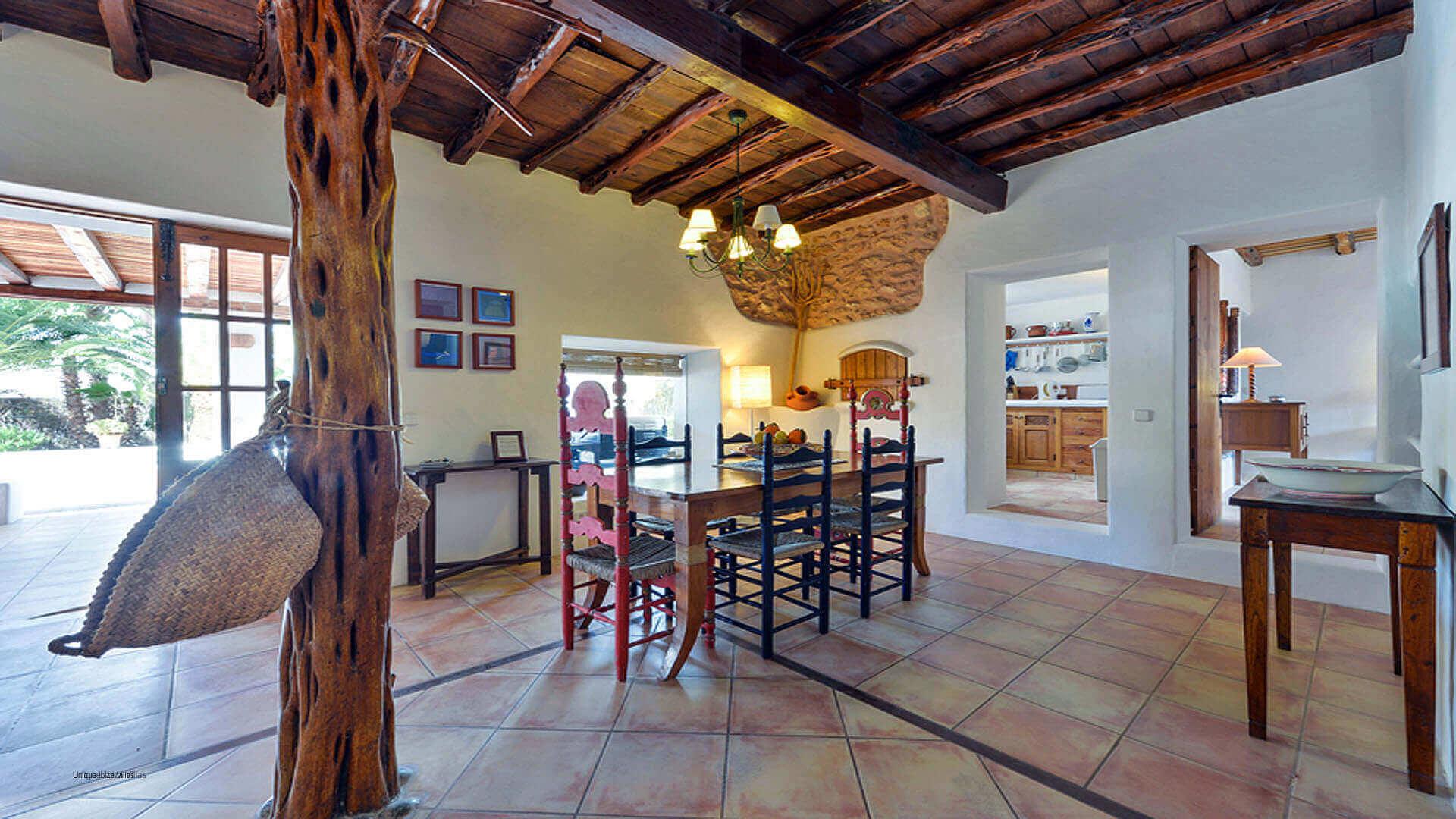 Villa Jaume Dalt Ibiza 12 Playa Den Bossa