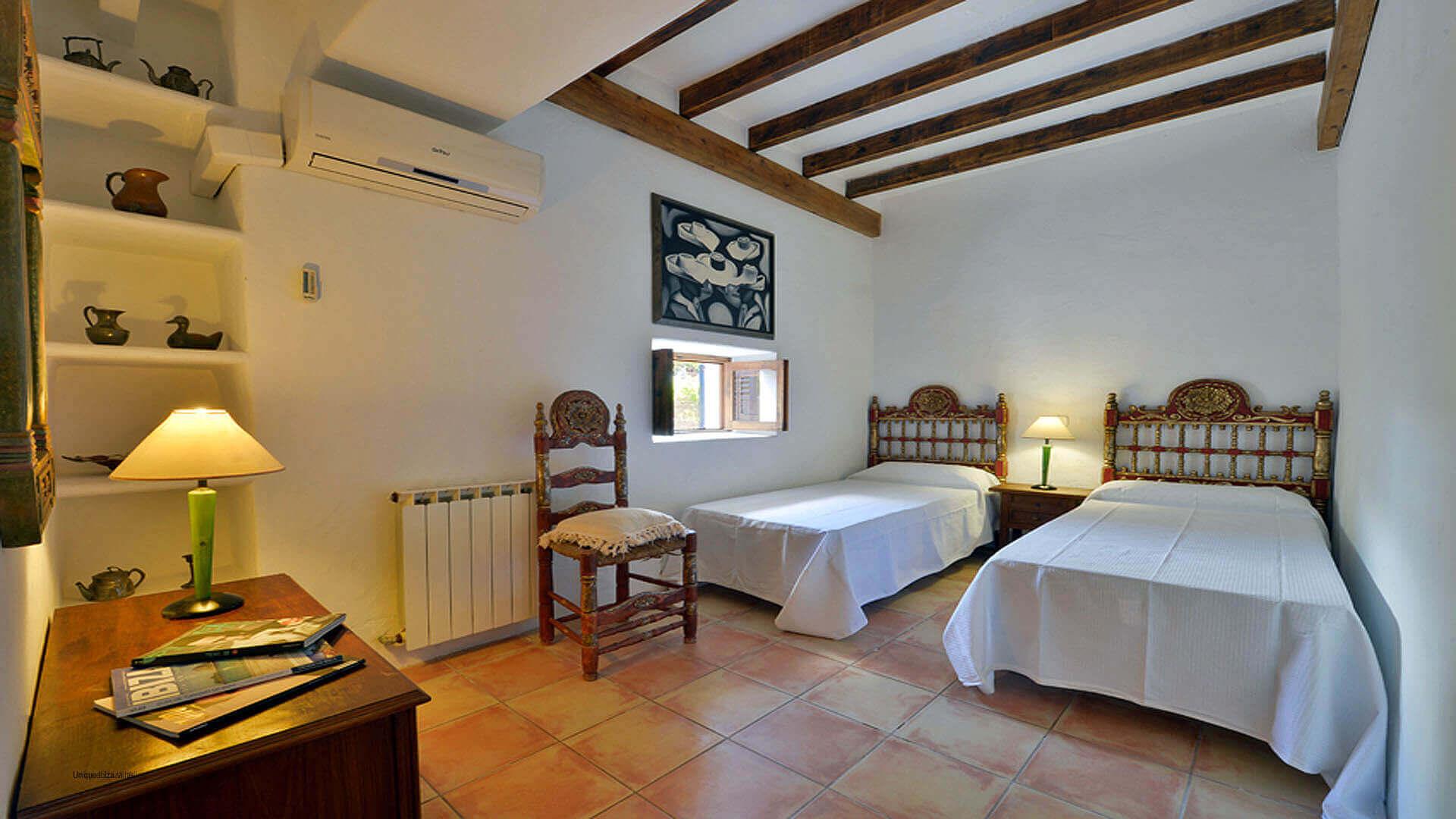 Villa Jaume Dalt Ibiza 21 Bedroom 3