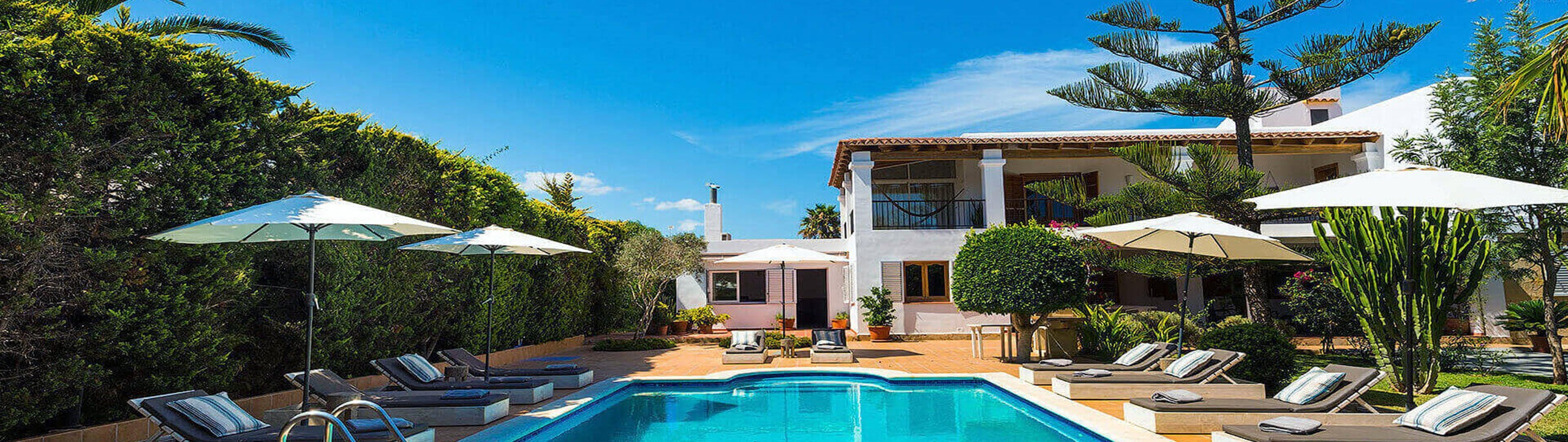 Villa Azul Ibiza 1 San Jordi