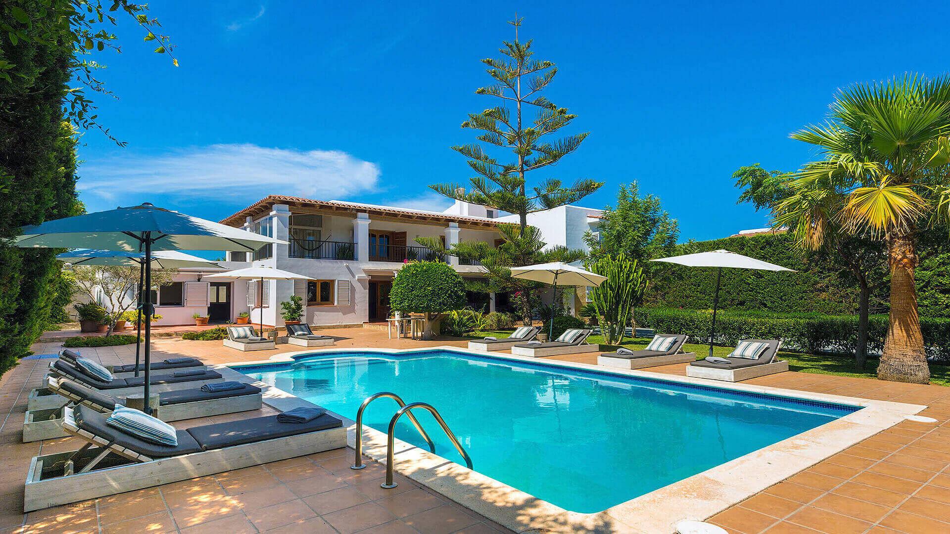 Villa Azul Ibiza 2 San Jordi