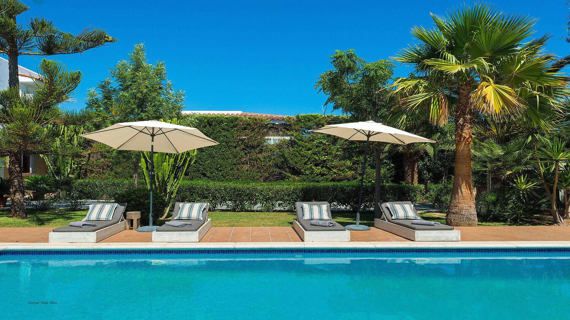 Villa Azul Ibiza 3 San Jordi