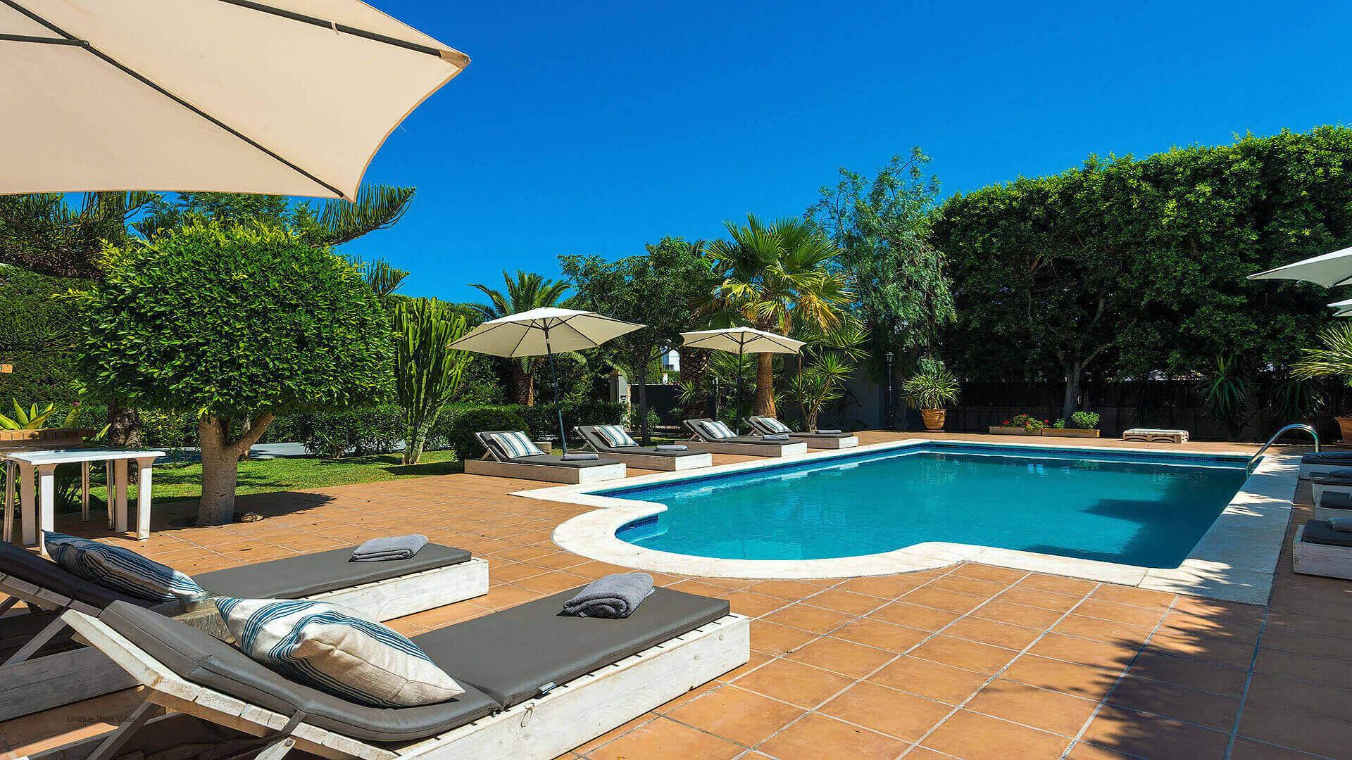 Villa Azul Ibiza 4 San Jordi