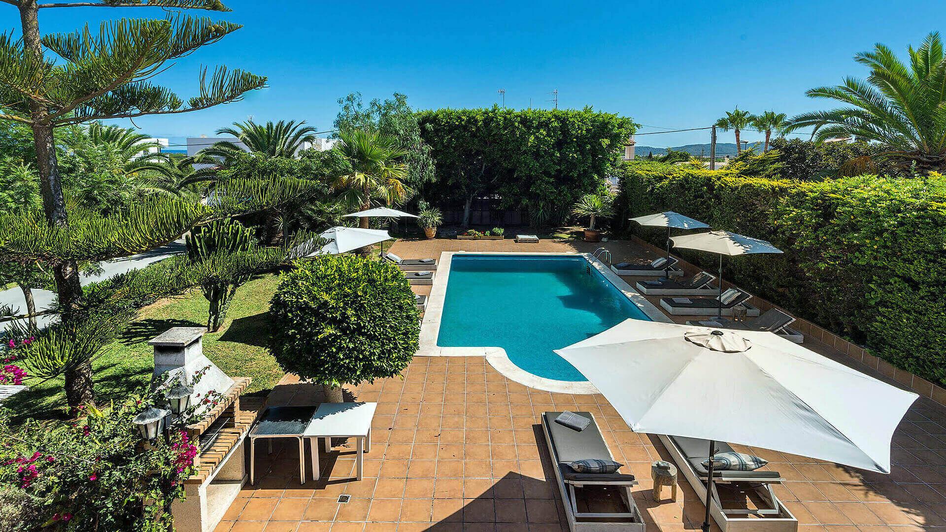Villa Azul Ibiza 6 San Jordi