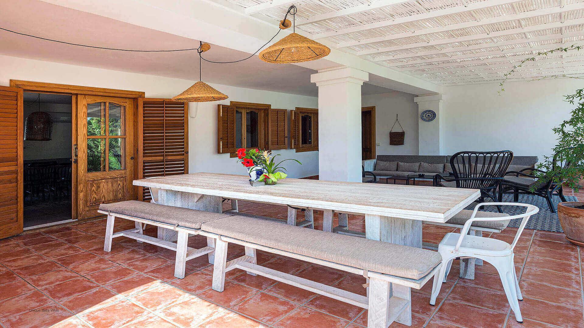 Villa Azul Ibiza 7 San Jordi