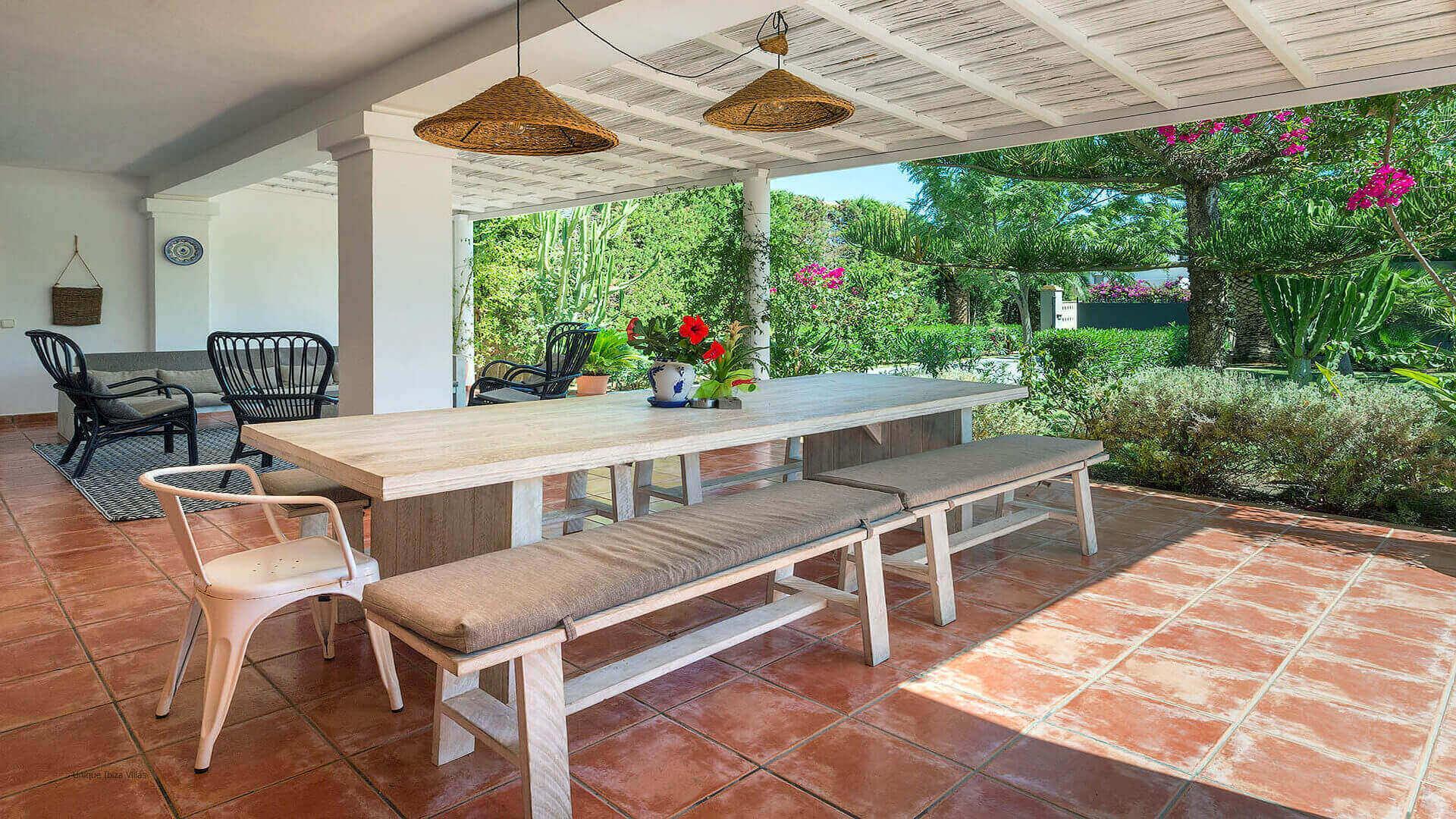 Villa Azul Ibiza 8 San Jordi