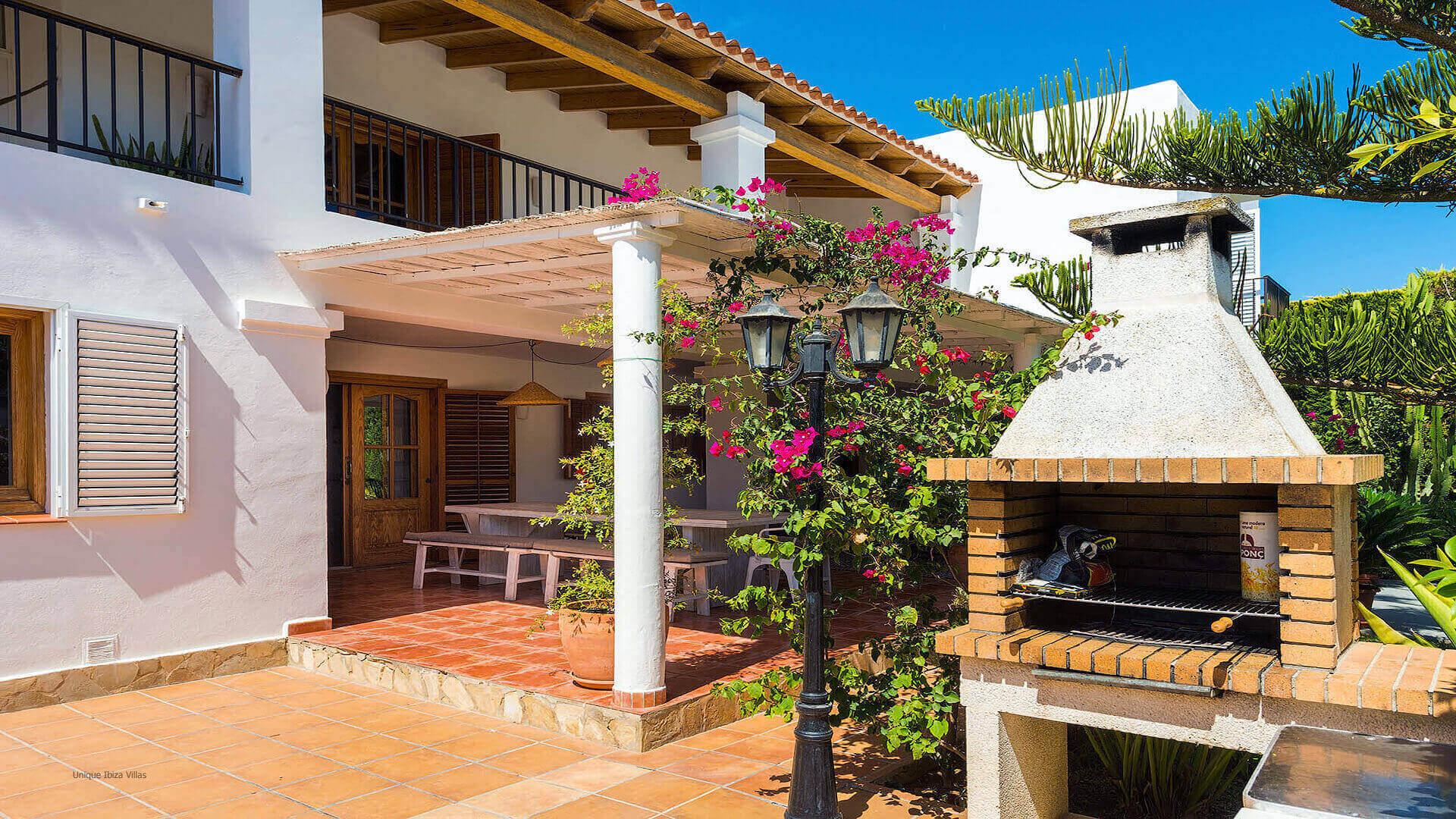 Villa Azul Ibiza 14 San Jordi