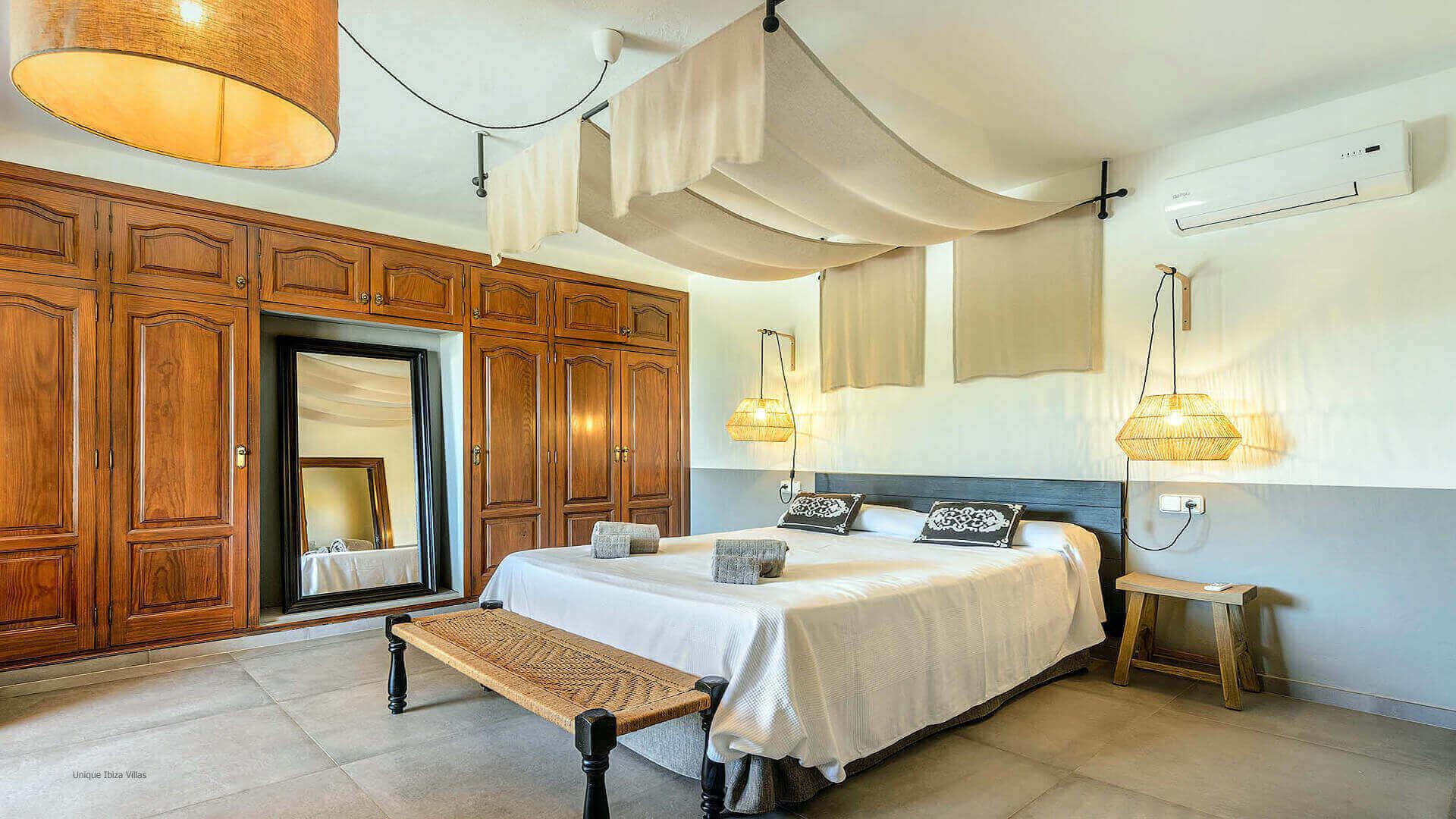 Villa Azul Ibiza 23 Bedroom 1