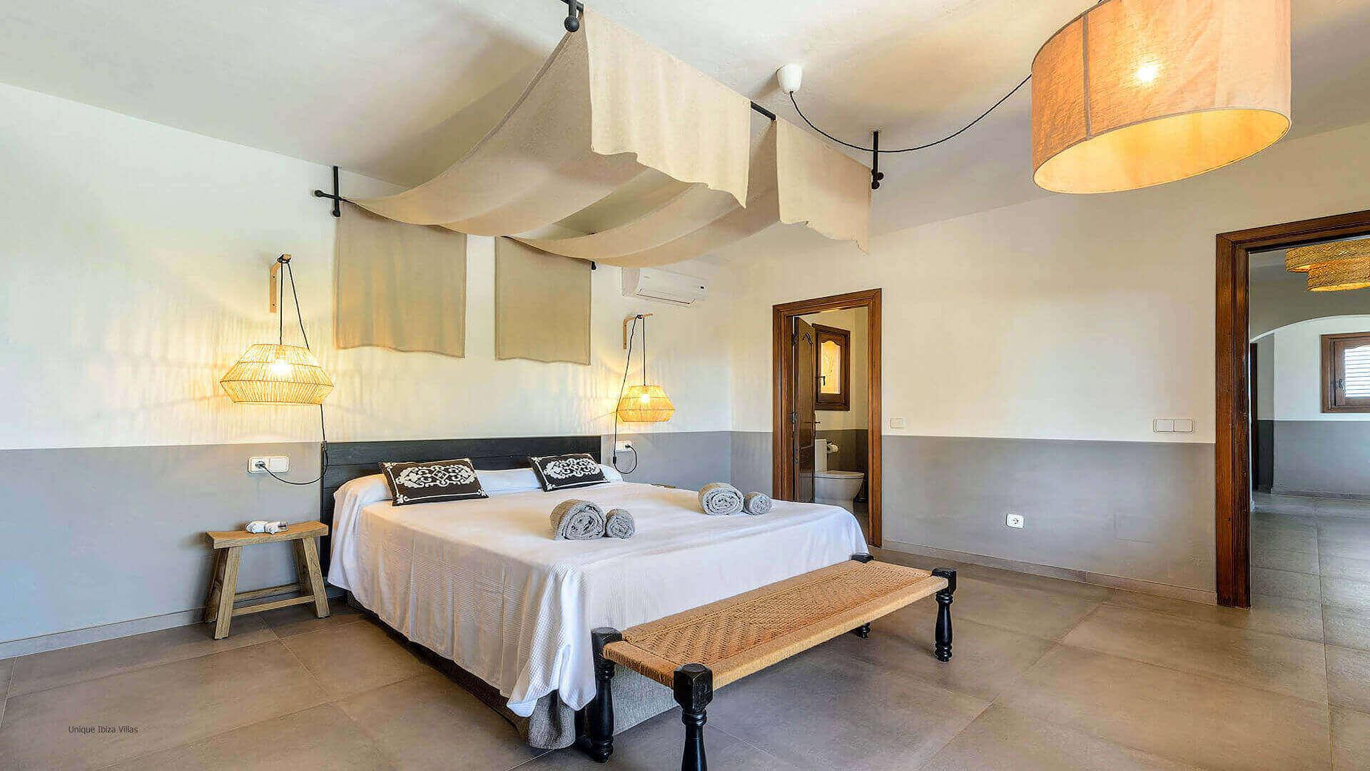 Villa Azul Ibiza 24 Bedroom 1