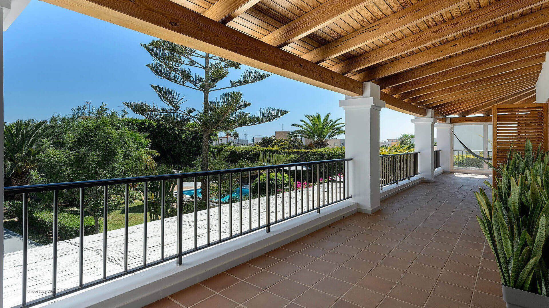 Villa Azul Ibiza 27 First Floor Terrace