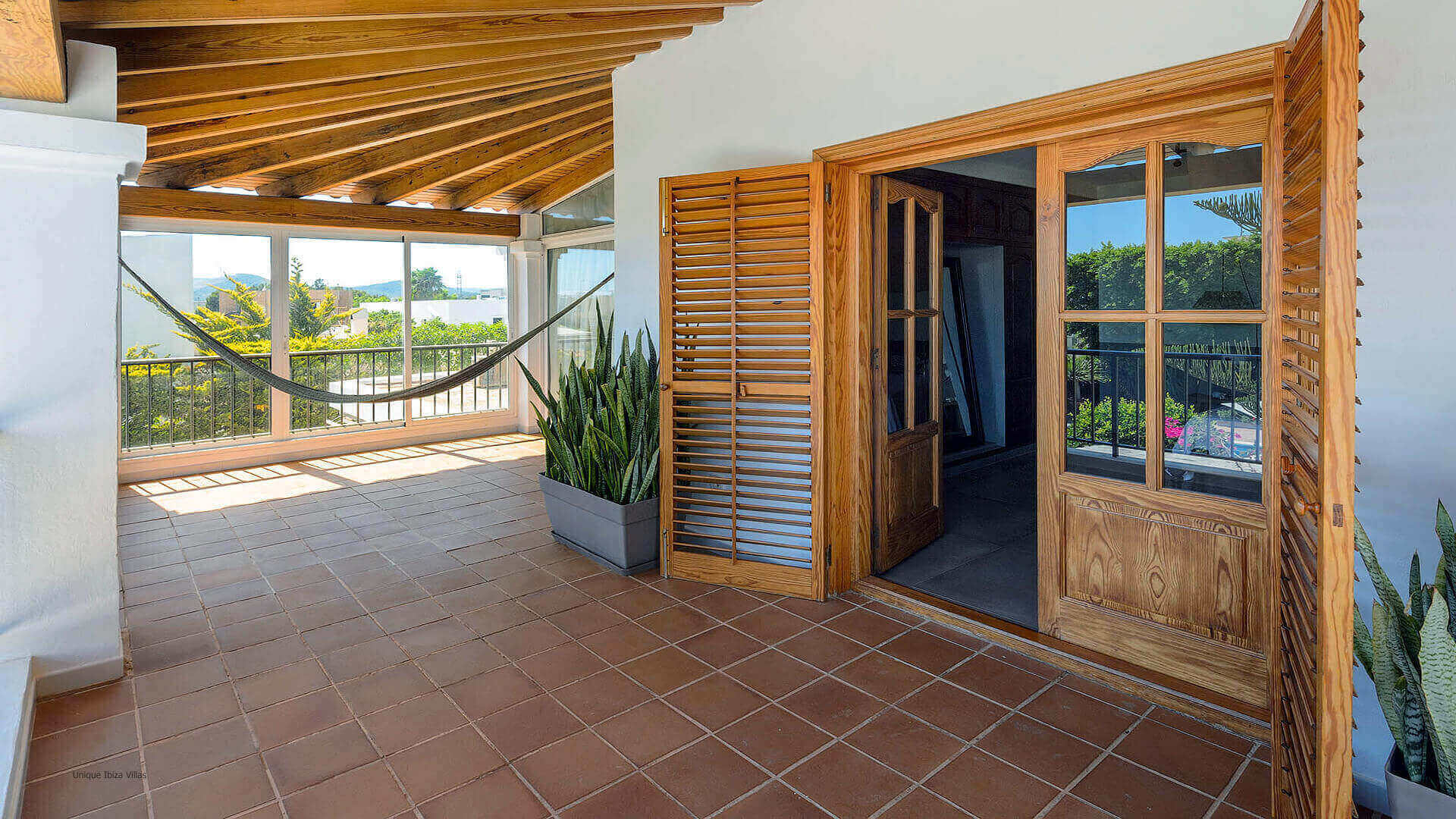 Villa Azul Ibiza 28 First Floor Terrace