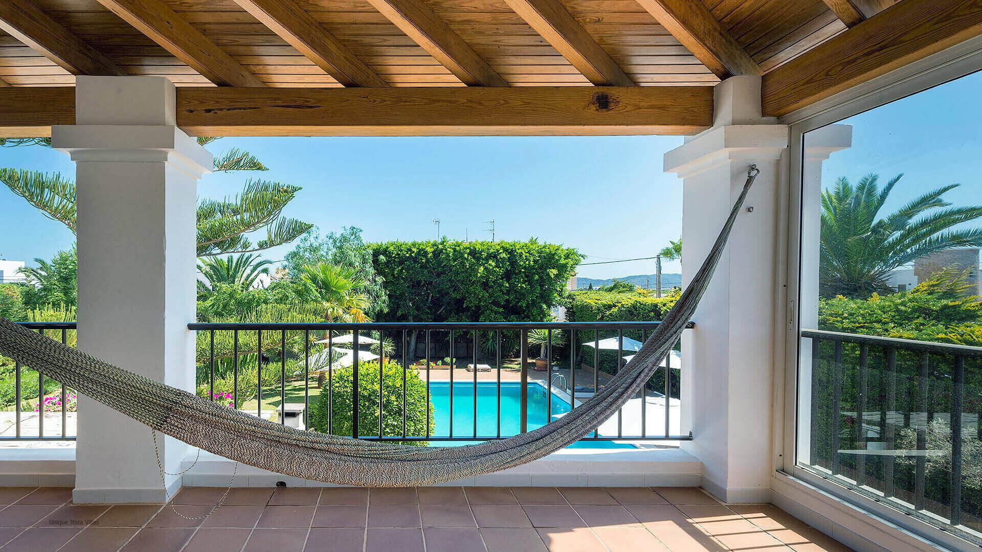 Villa Azul Ibiza 29 First Floor Terrace