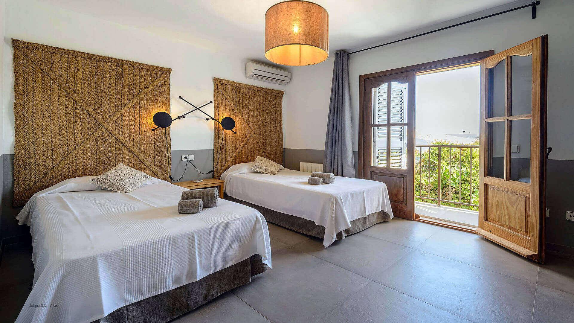 Villa Azul Ibiza 30 Bedroom 2
