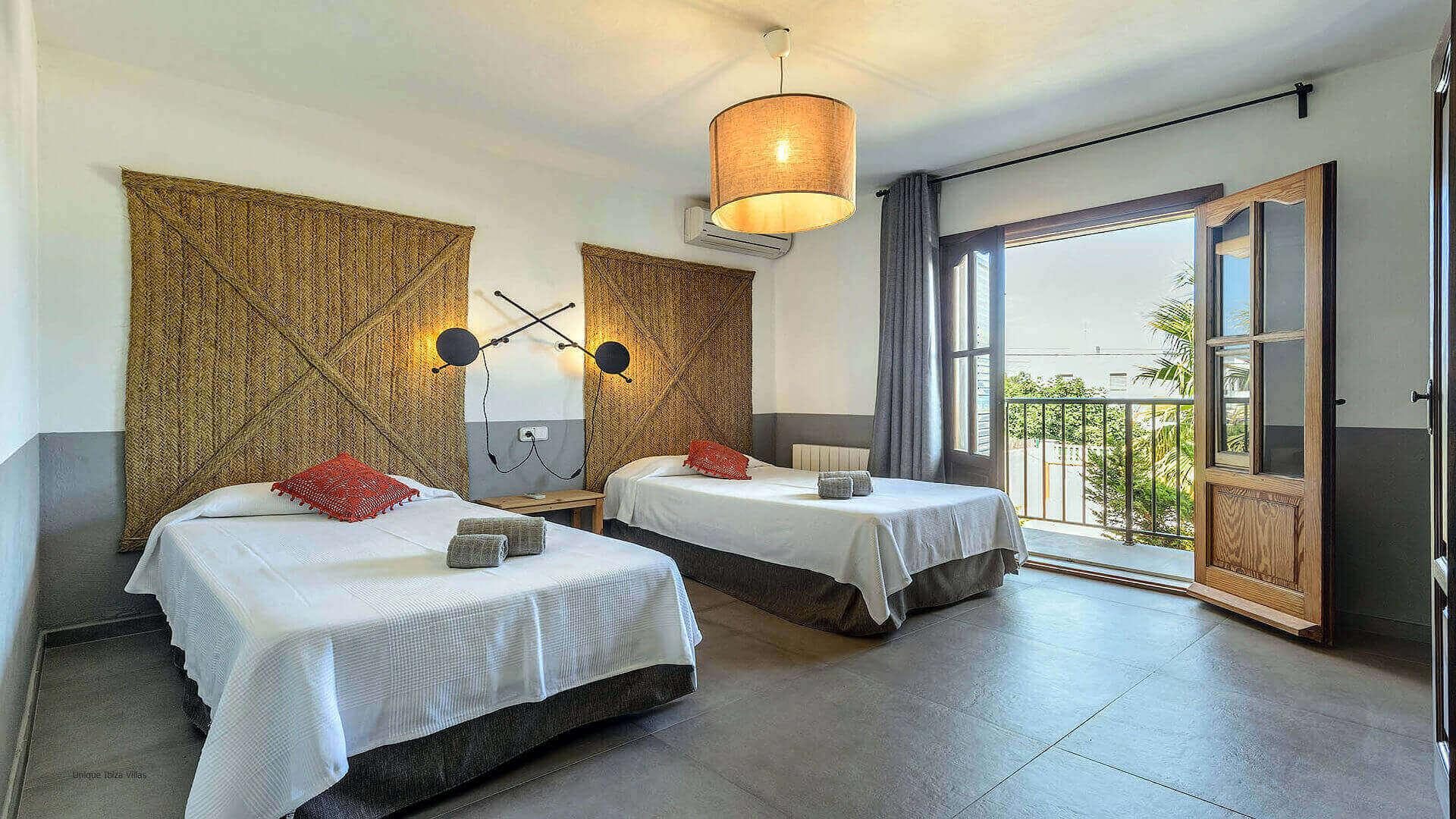 Villa Azul Ibiza 32 Bedroom 3