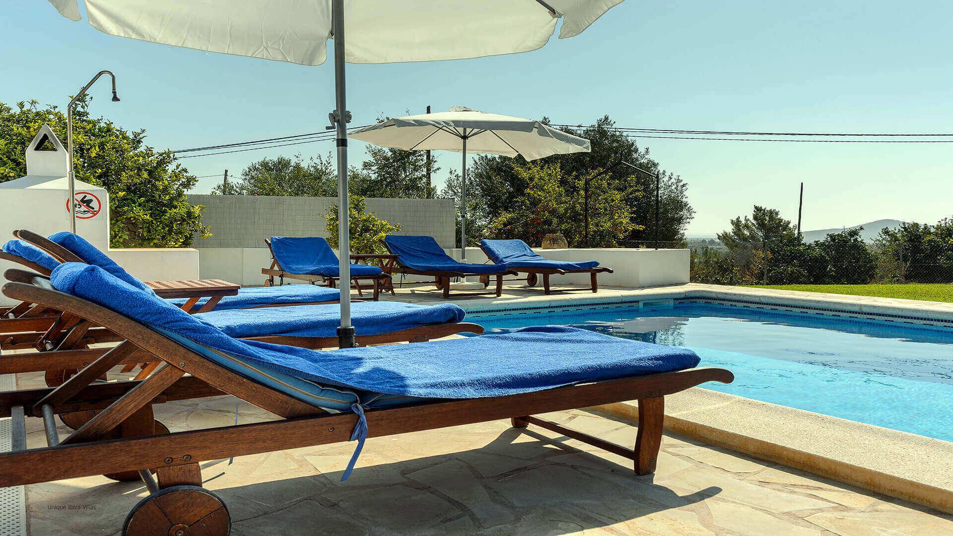 Can Caus Ibiza 8 Near Salinas