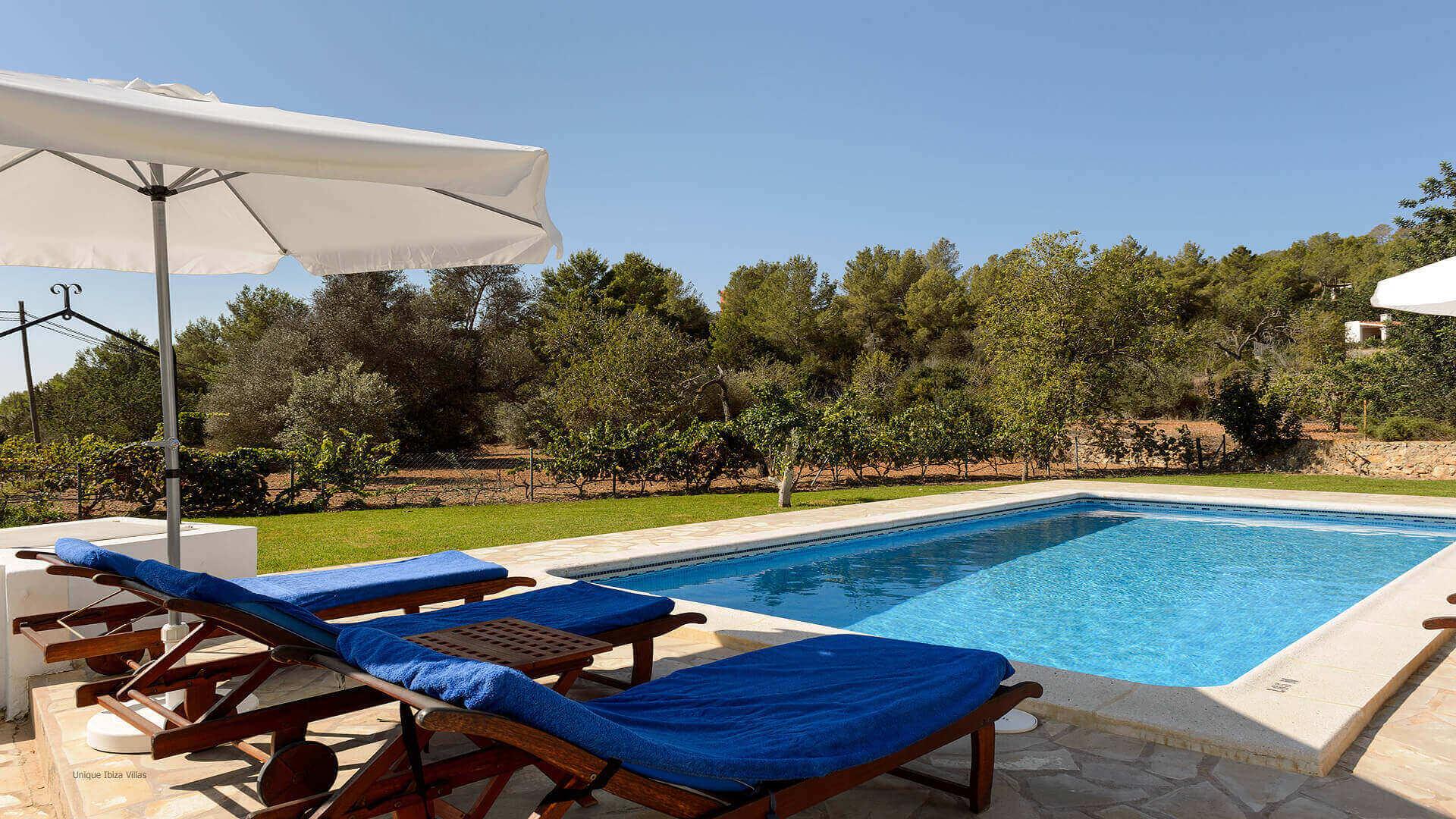 Can Caus Ibiza 11 Near Salinas