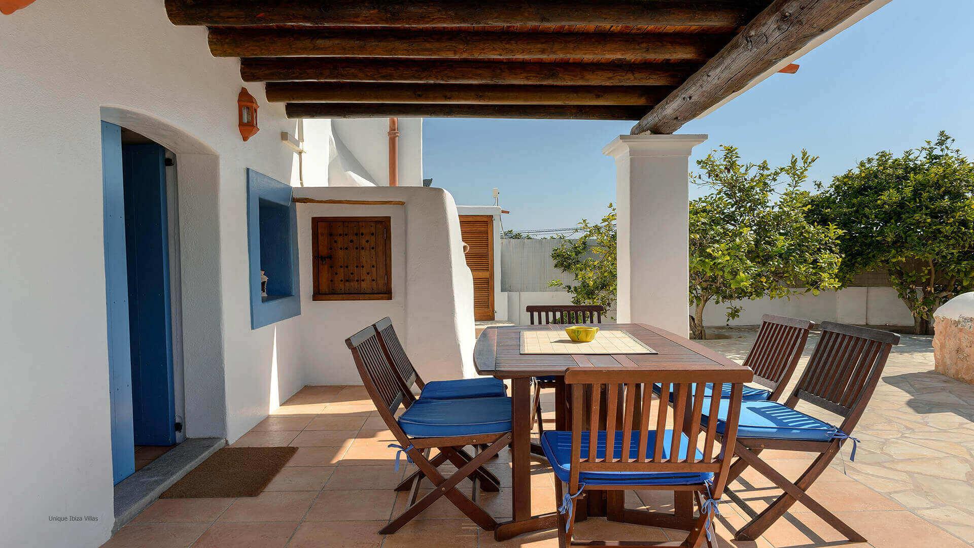 Can Caus Ibiza 14 Near Salinas