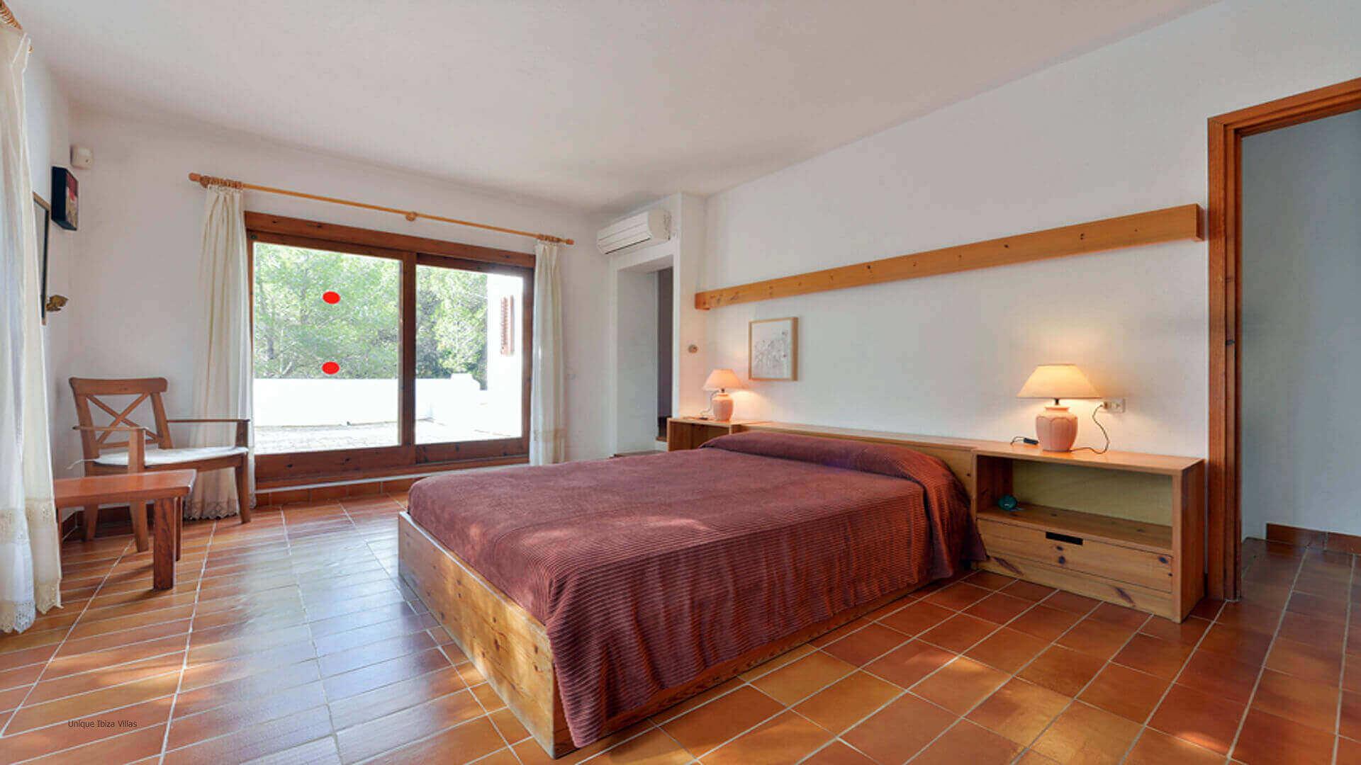 Can Colls Ibiza 16 Bedroom 1