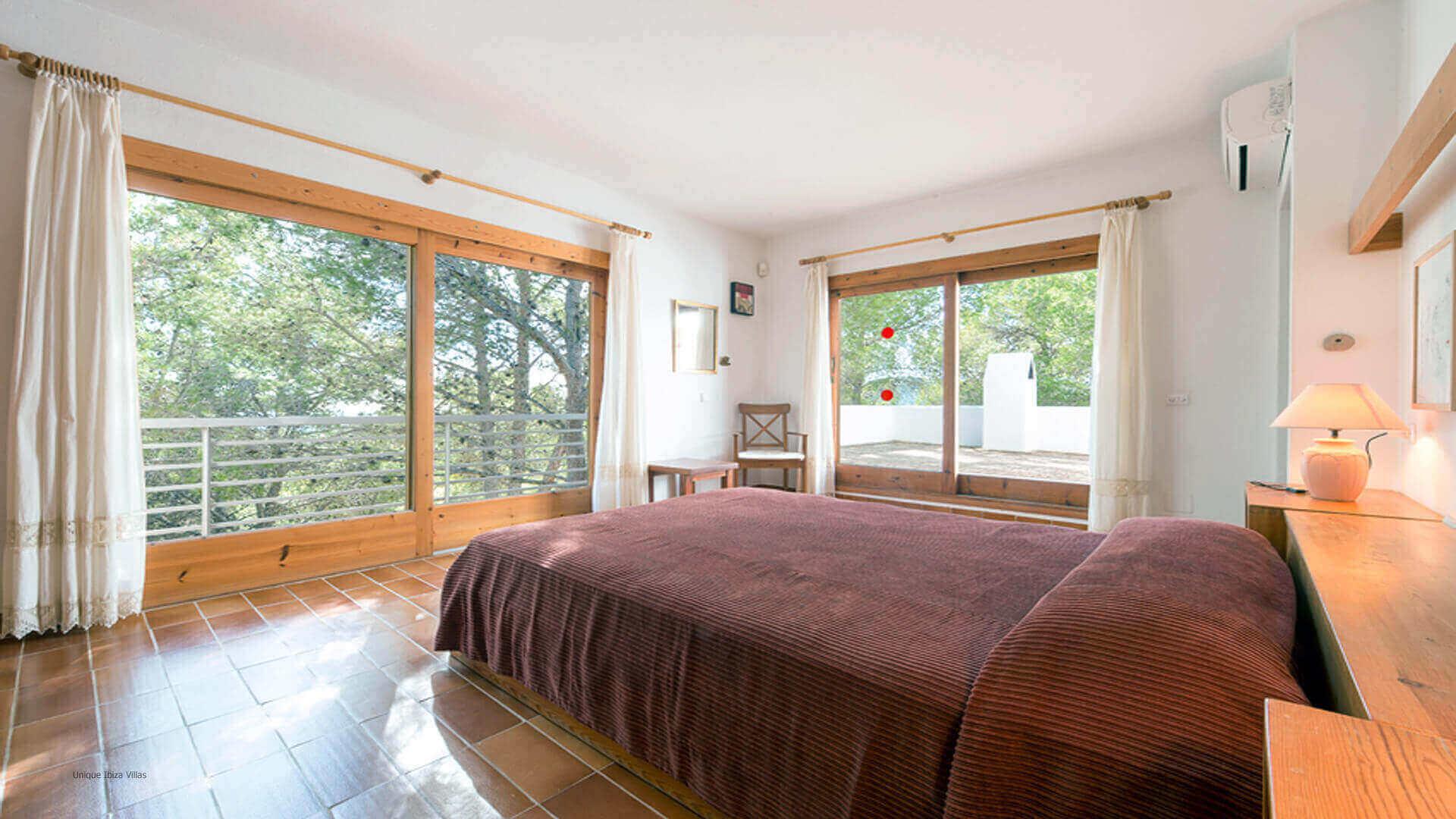 Can Colls Ibiza 17 Bedroom 1