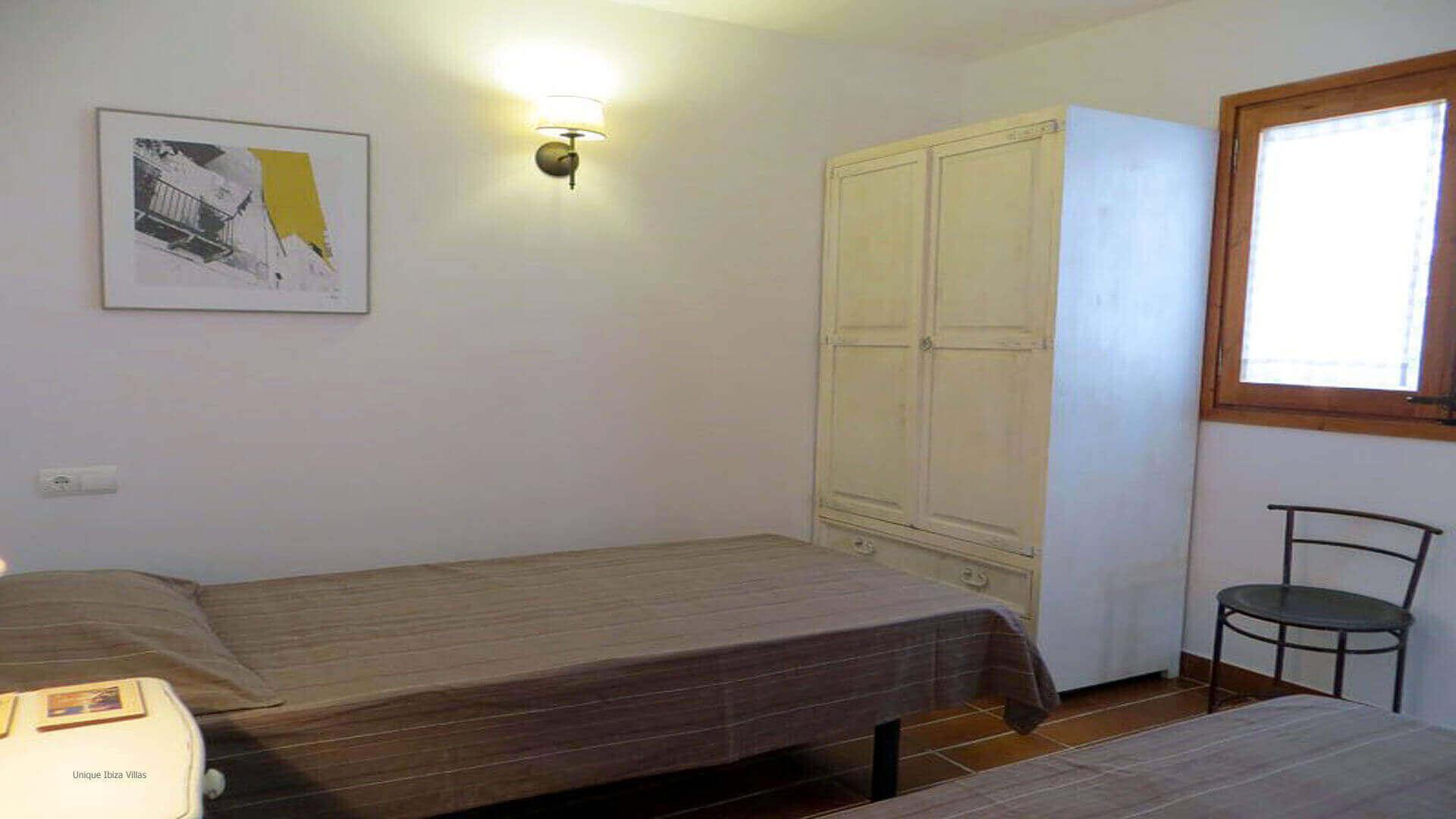 Can Colls Ibiza 21 Bedroom 3