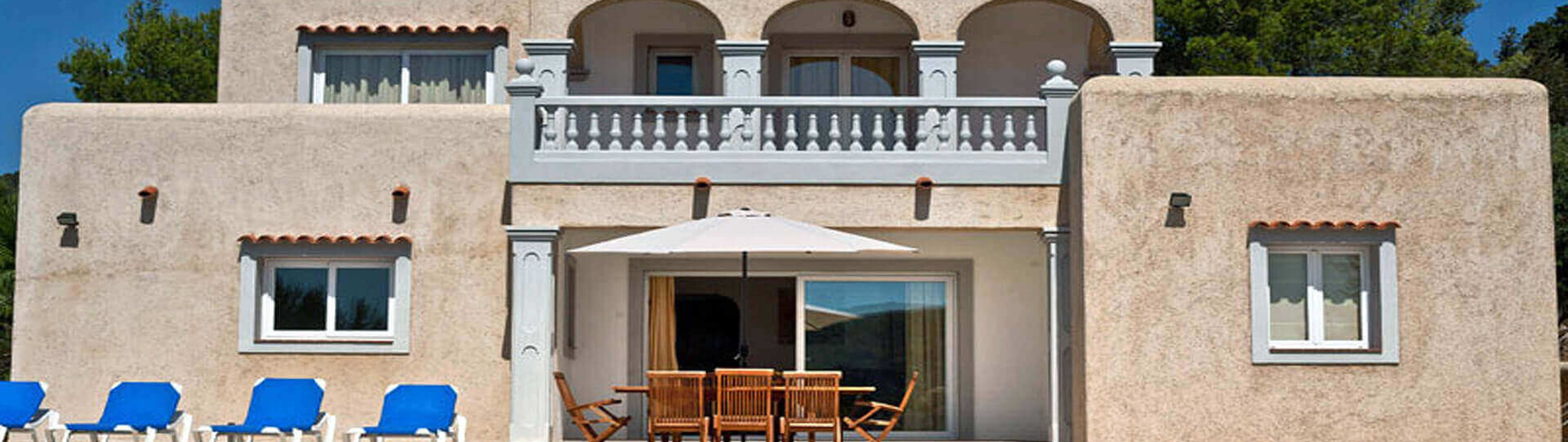 Villa The Pond Ibiza 1 Near Ibiza Town