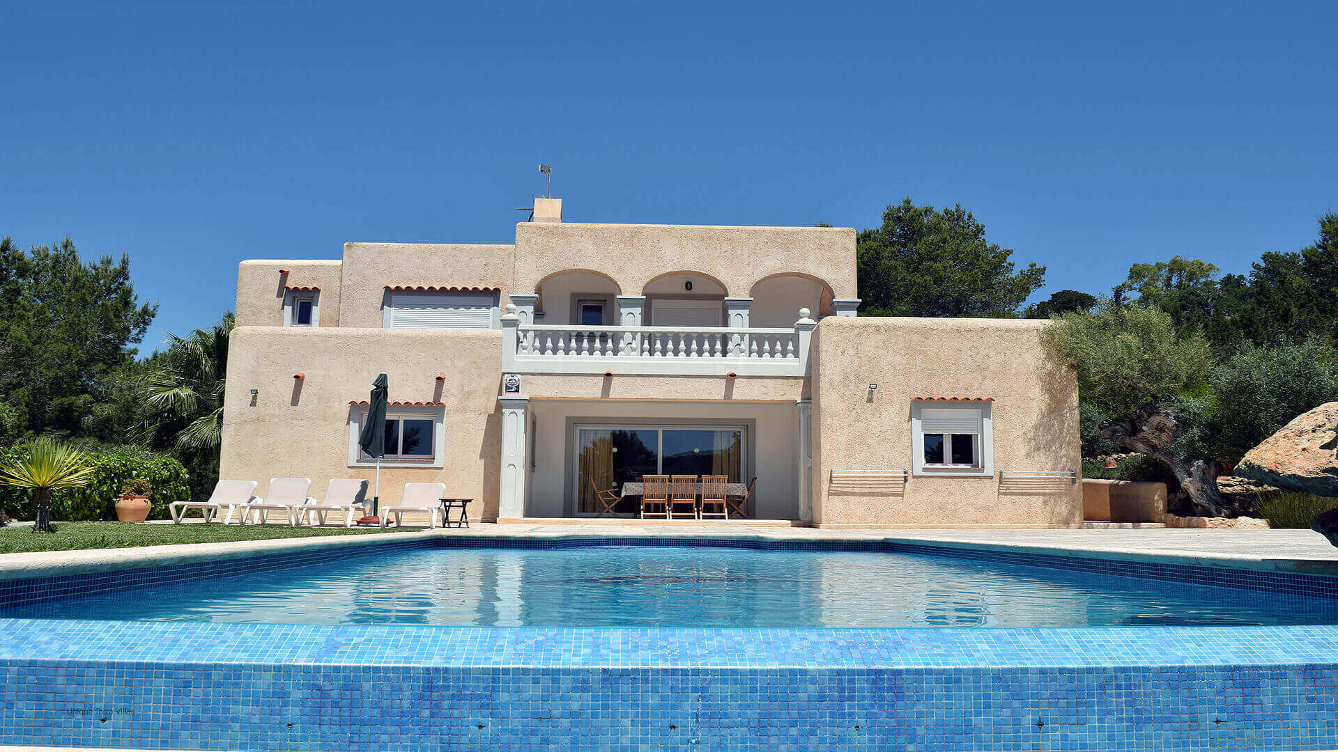 Villa The Pond Ibiza 4 Near Ibiza Town