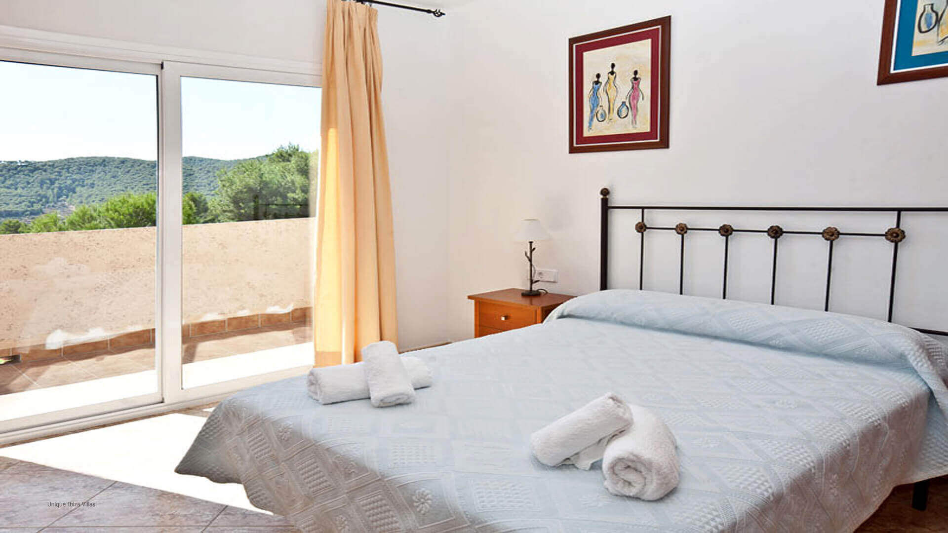 Villa The Pond Ibiza 29 Bedroom 1