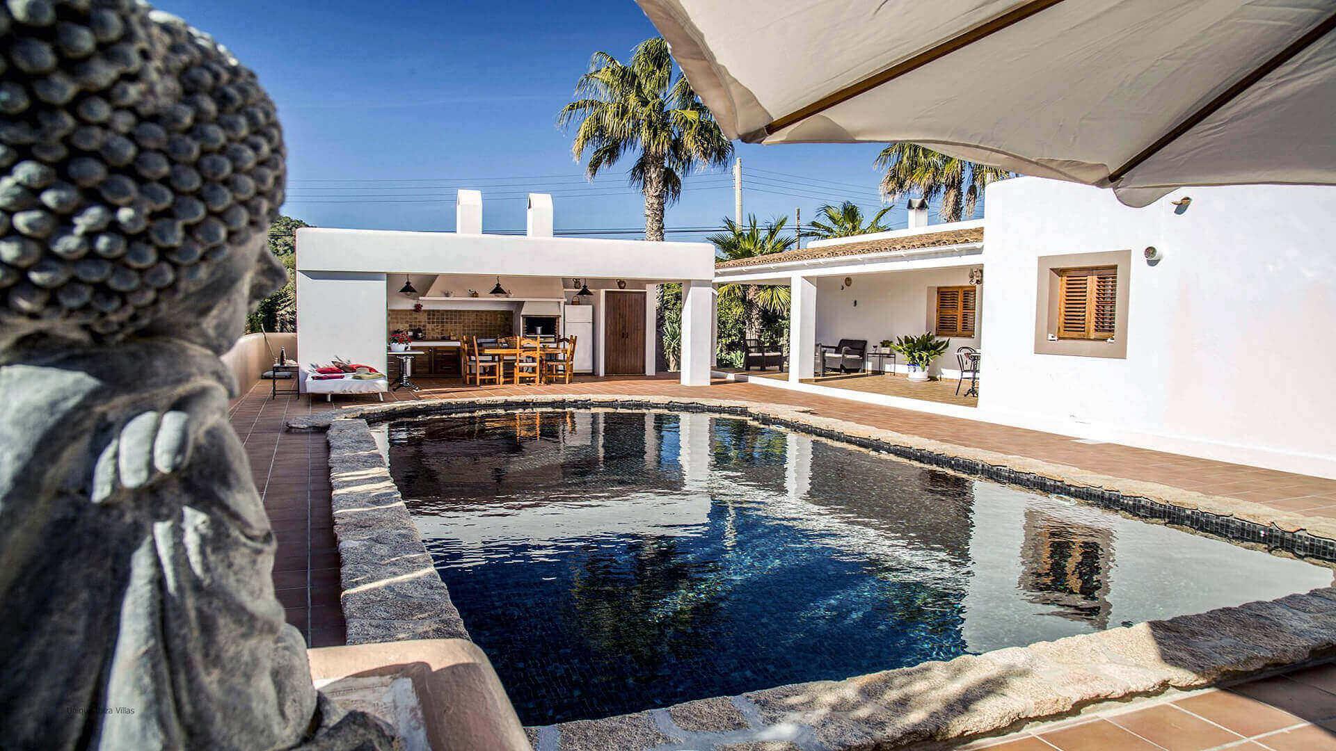 Villa Andrea Ibiza 2 KM4 Near Ibiza Town