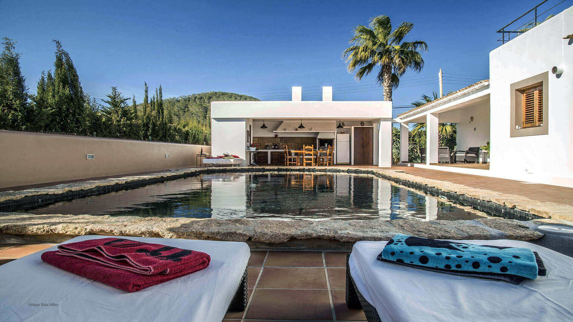 Villa Andrea Ibiza 3 KM4 Near Ibiza Town
