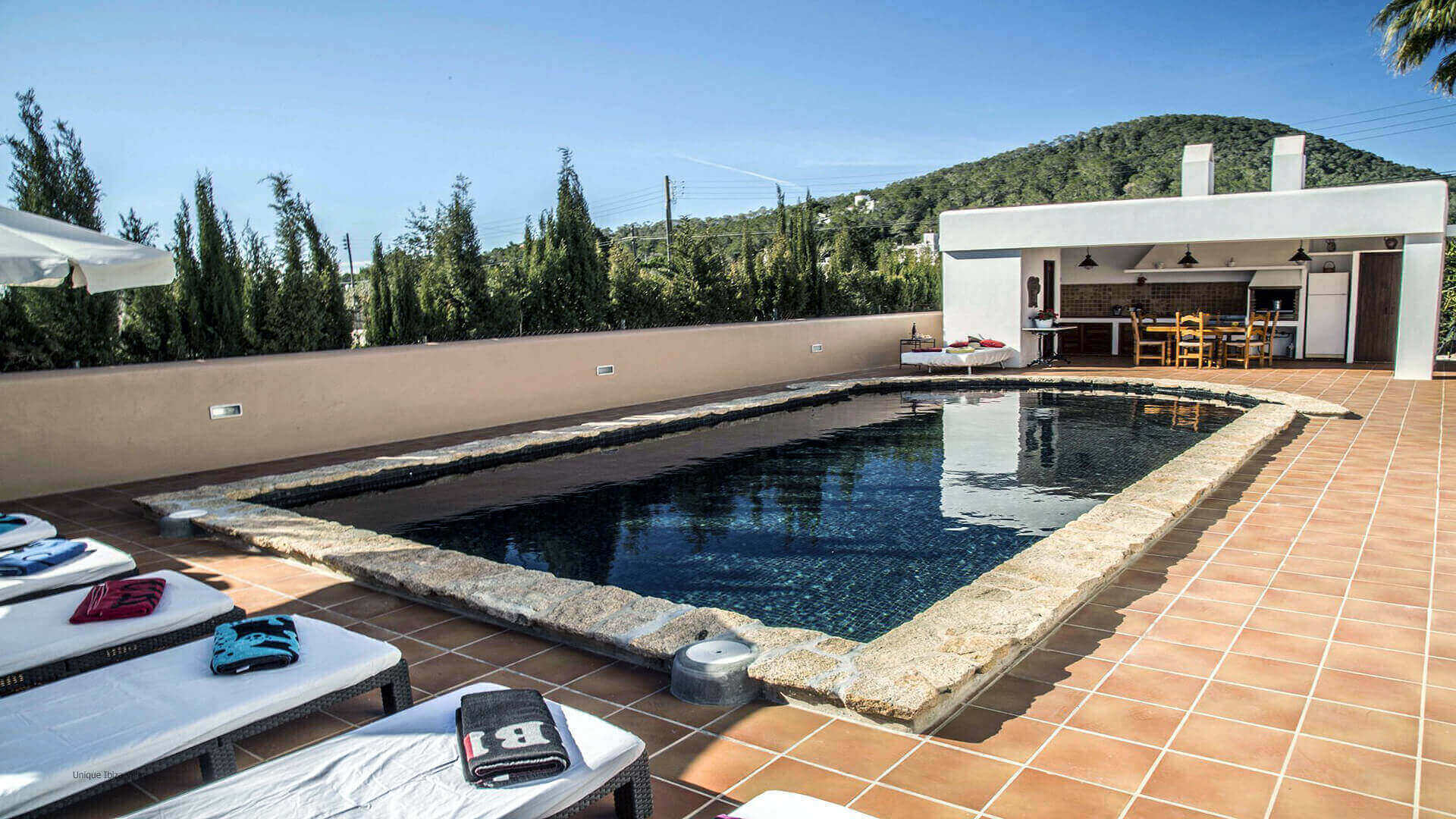 Villa Andrea Ibiza 4 KM4 Near Ibiza Town